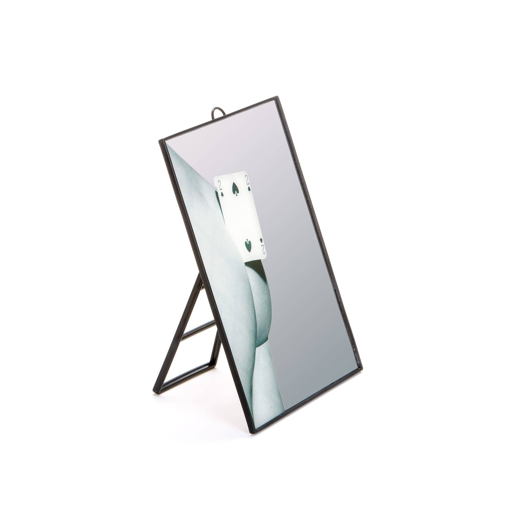 Mirror Small Two Of Spades – Seletti intended for Small Mirrors (Image 4 of 15)