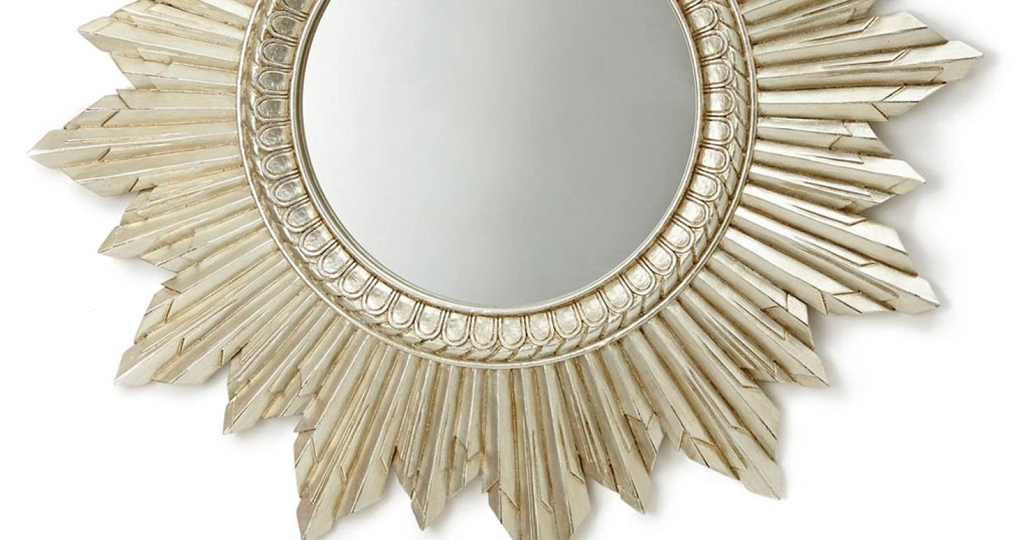 Mirror : Starburst Convex Mirror Superior Glenna Jean Nickel within Starburst Convex Mirrors (Image 11 of 15)