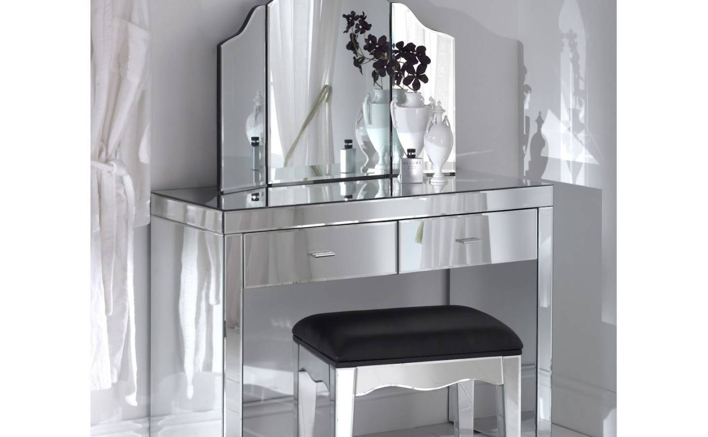 Mirror : Vintage Frameless Mirrors Favored Small Vintage Frameless for Vintage Frameless Mirrors (Image 9 of 15)