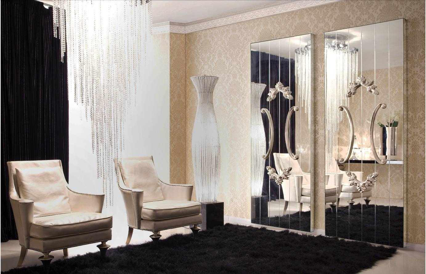Mirrors: Glamorous Big Wall Mirrors Decorative Bathroom Mirrors Regarding Huge Wall Mirrors (View 15 of 15)