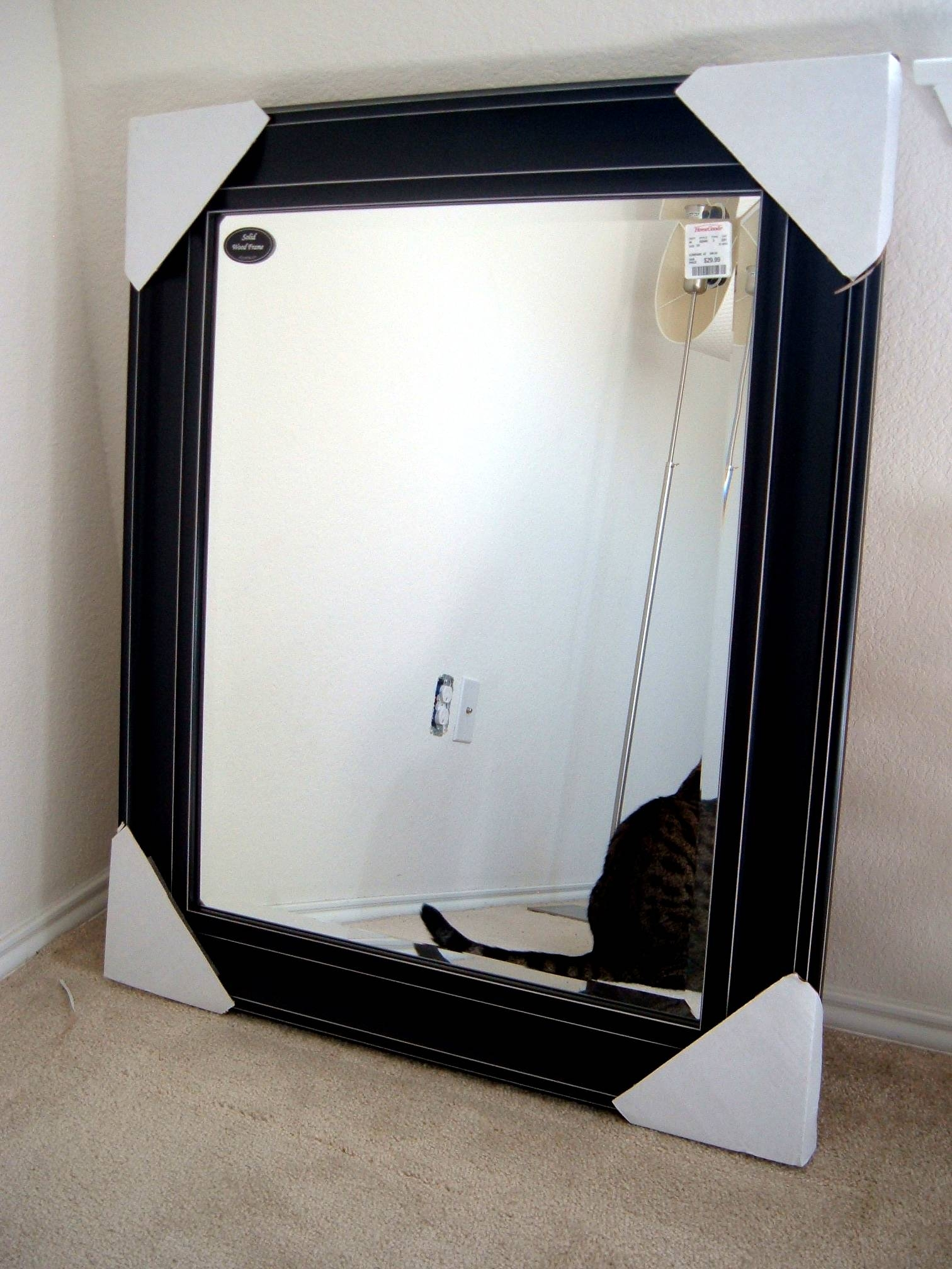 Mirrors, Mirrors On The Wall. | What The Vita pertaining to Large Black Mirrors (Image 14 of 15)