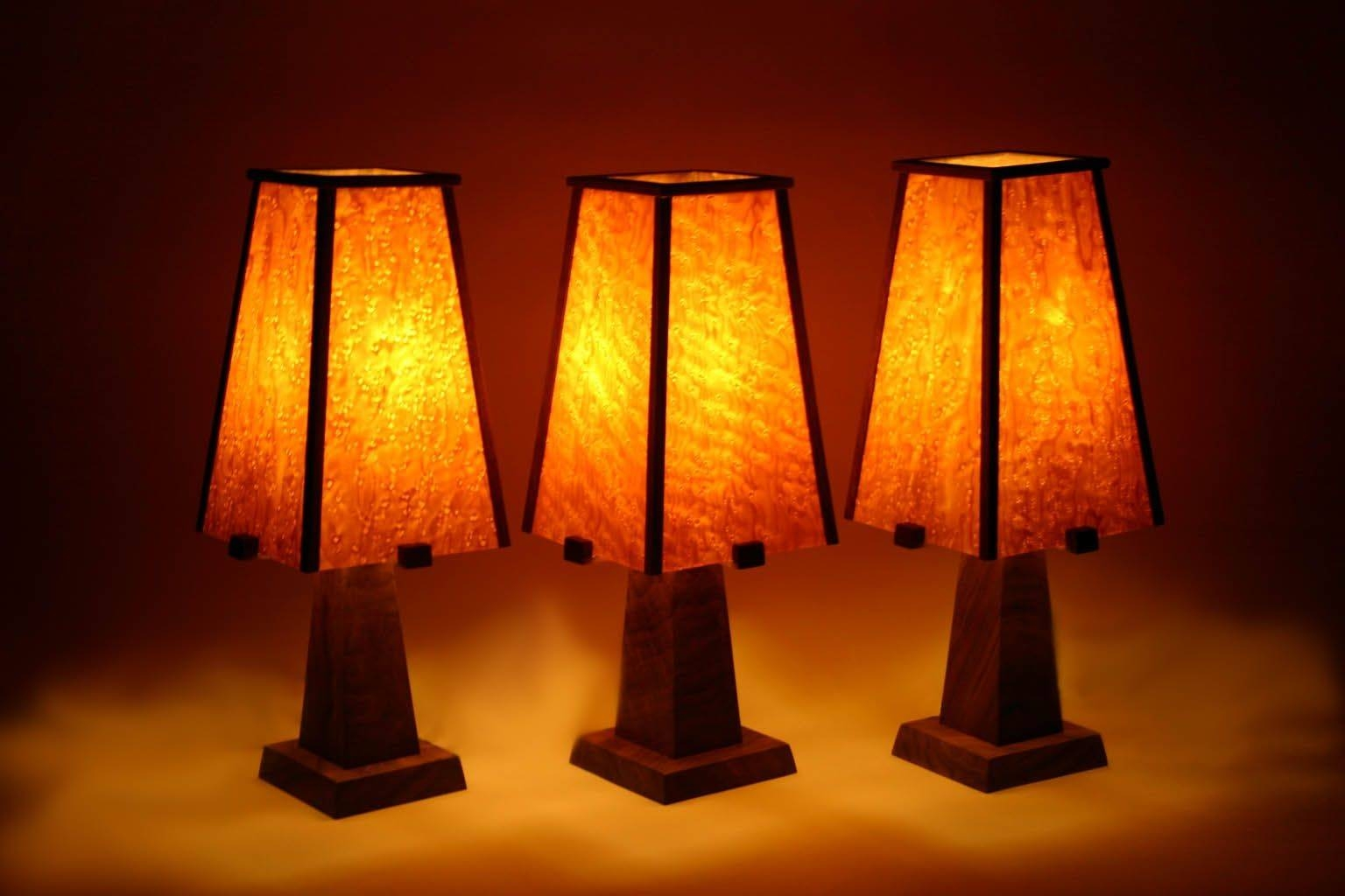 Mission Lamps | Craftsman, Arts And Crafts, Stickley Style regarding Arts and Crafts Lights (Image 12 of 15)
