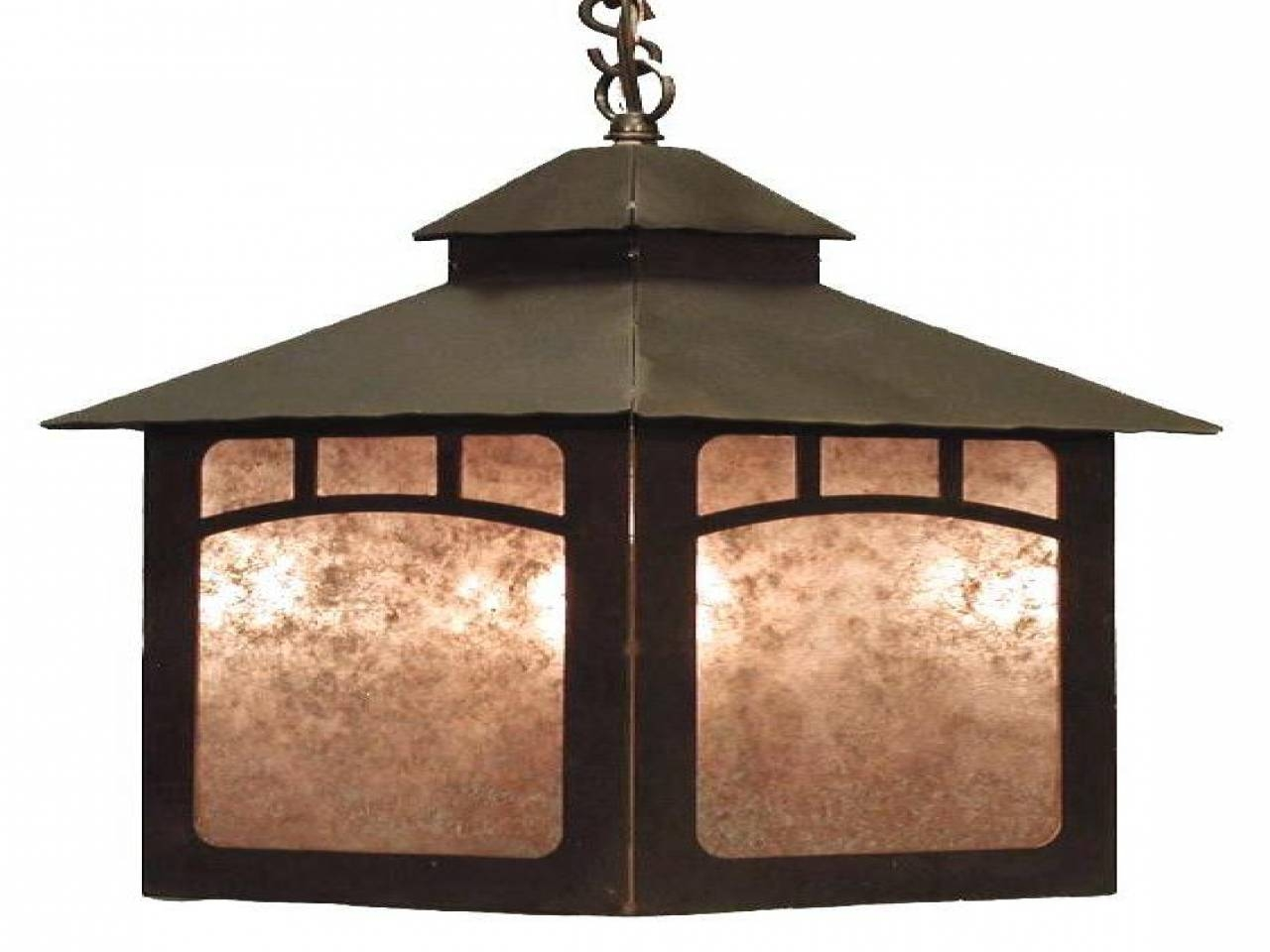 Mission Style Pendant Lights - Baby-Exit throughout Mission Style Pendant Lights (Image 11 of 15)