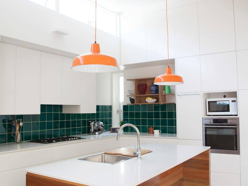 Mobile Kitchen Island Bench Kitchen Sliding Glass Doors Storage in Orange Pendant Lights For Kitchen (Image 11 of 15)