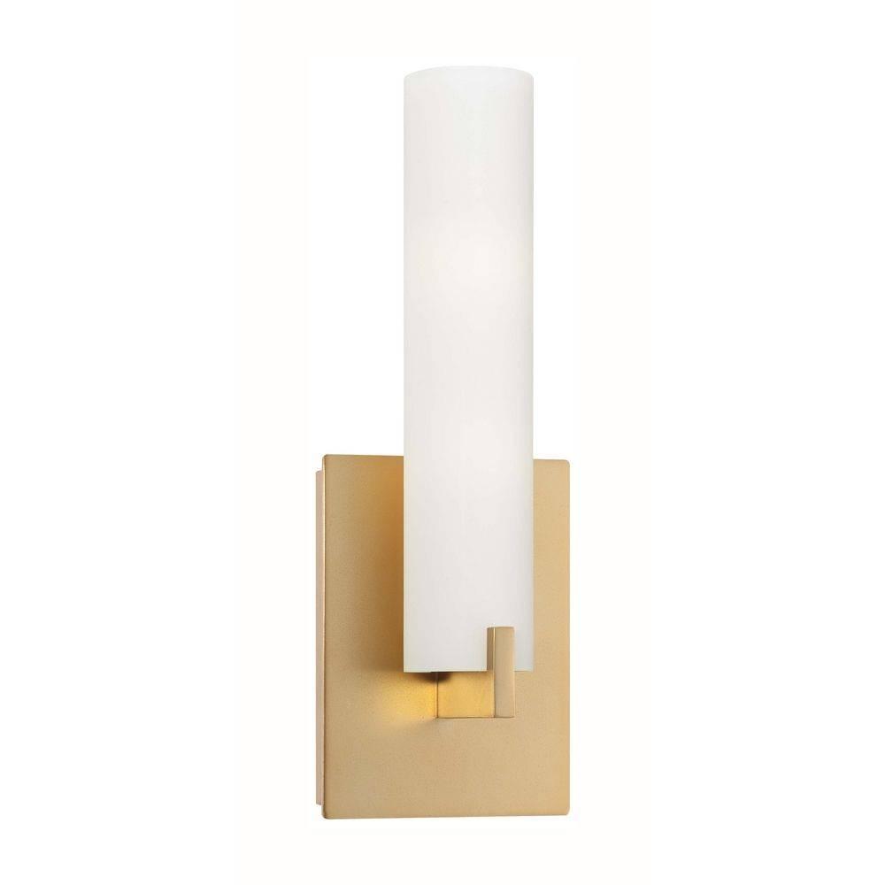 Modern Brass Sconces | Contemporary Sconce Lighting inside Corbett Vertigo Medium Pendant Lights (Image 15 of 15)