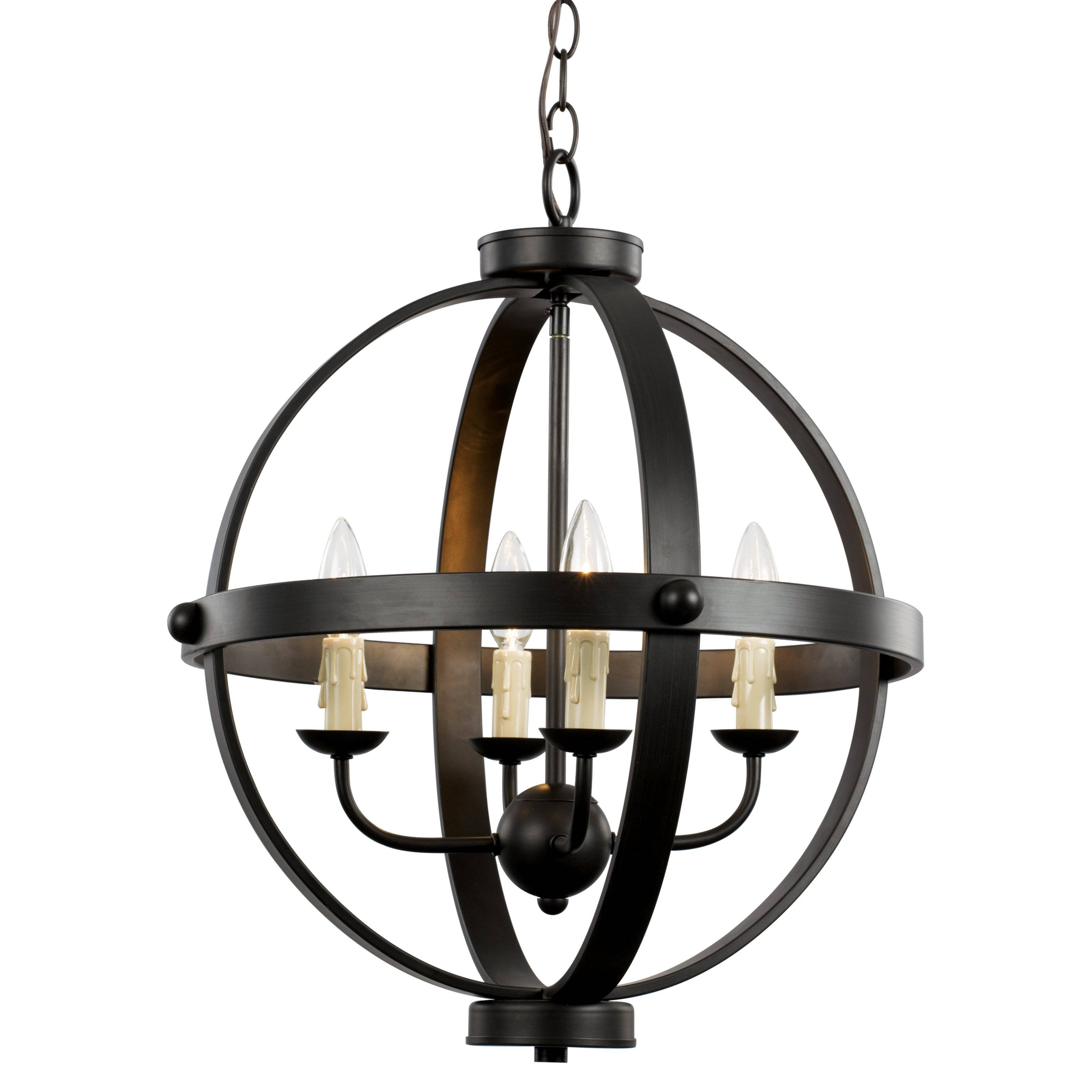 Modern Chic Old World Globe Pendant Light with World Globe Pendant Lights (Image 11 of 15)