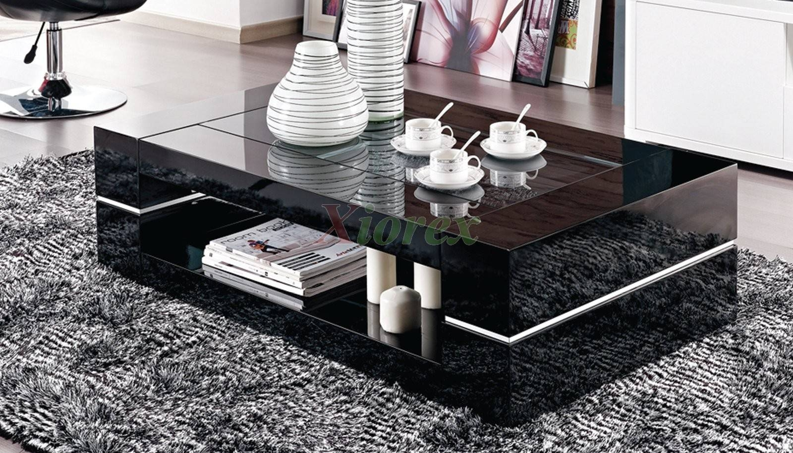 Modern Coffee Table Canada | Xiorex With Regard To Modern Coffee Table (View 7 of 15)
