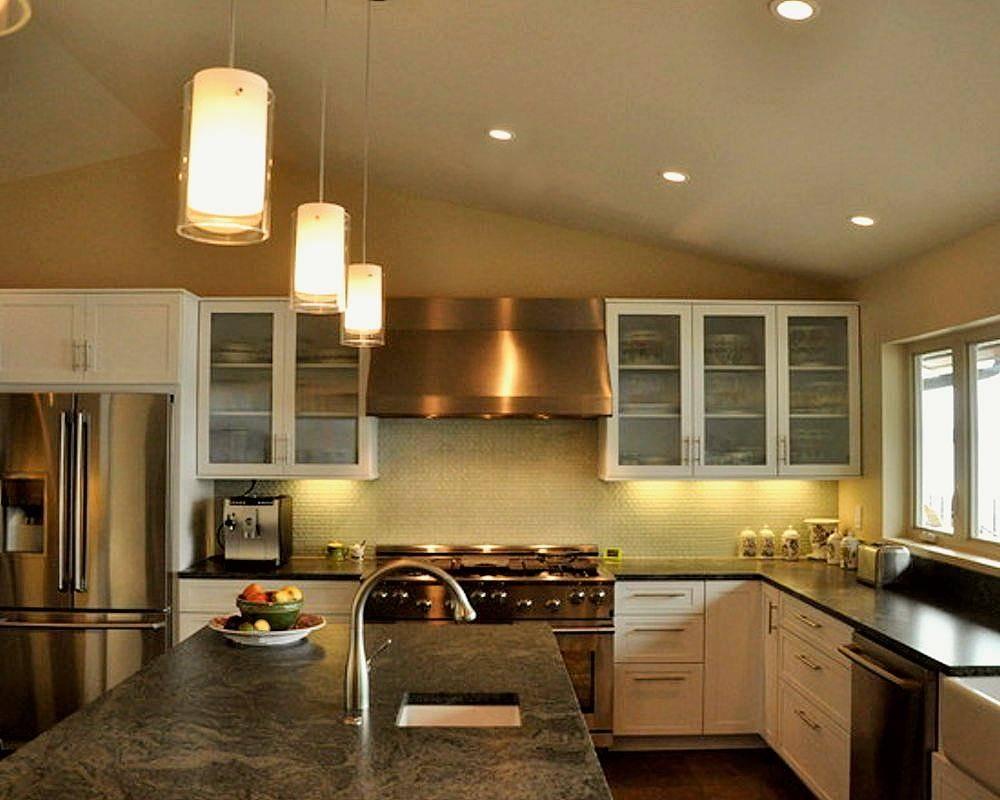 Modern Kitchen Island Pendant Lighting : Kitchen Island Pendant within Single Pendant Lighting For Kitchen Island (Image 12 of 15)