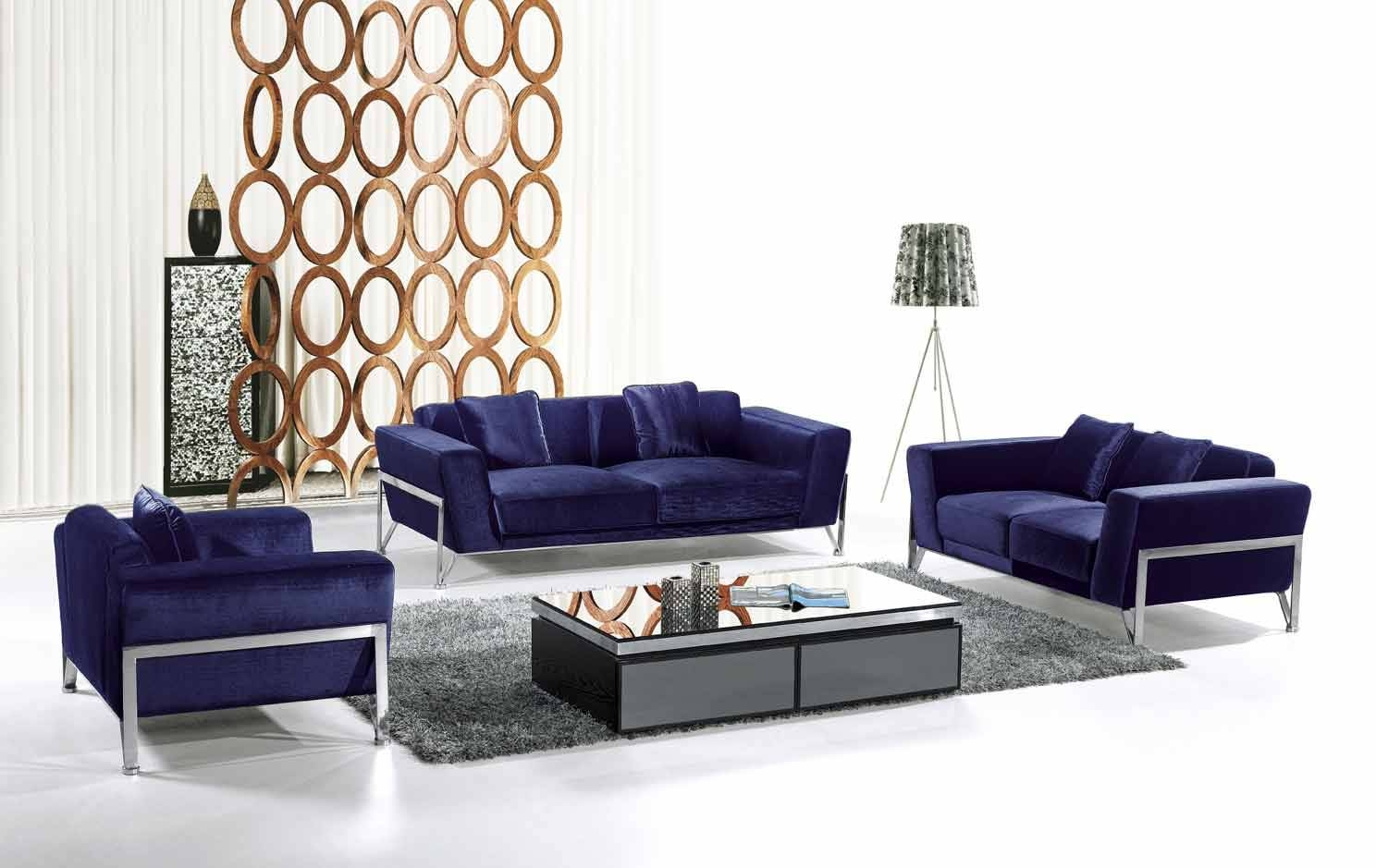 Modern Living Room Furniture Ideas Inside Inspiration Decorating with Living Room Sofa Chairs (Image 12 of 15)