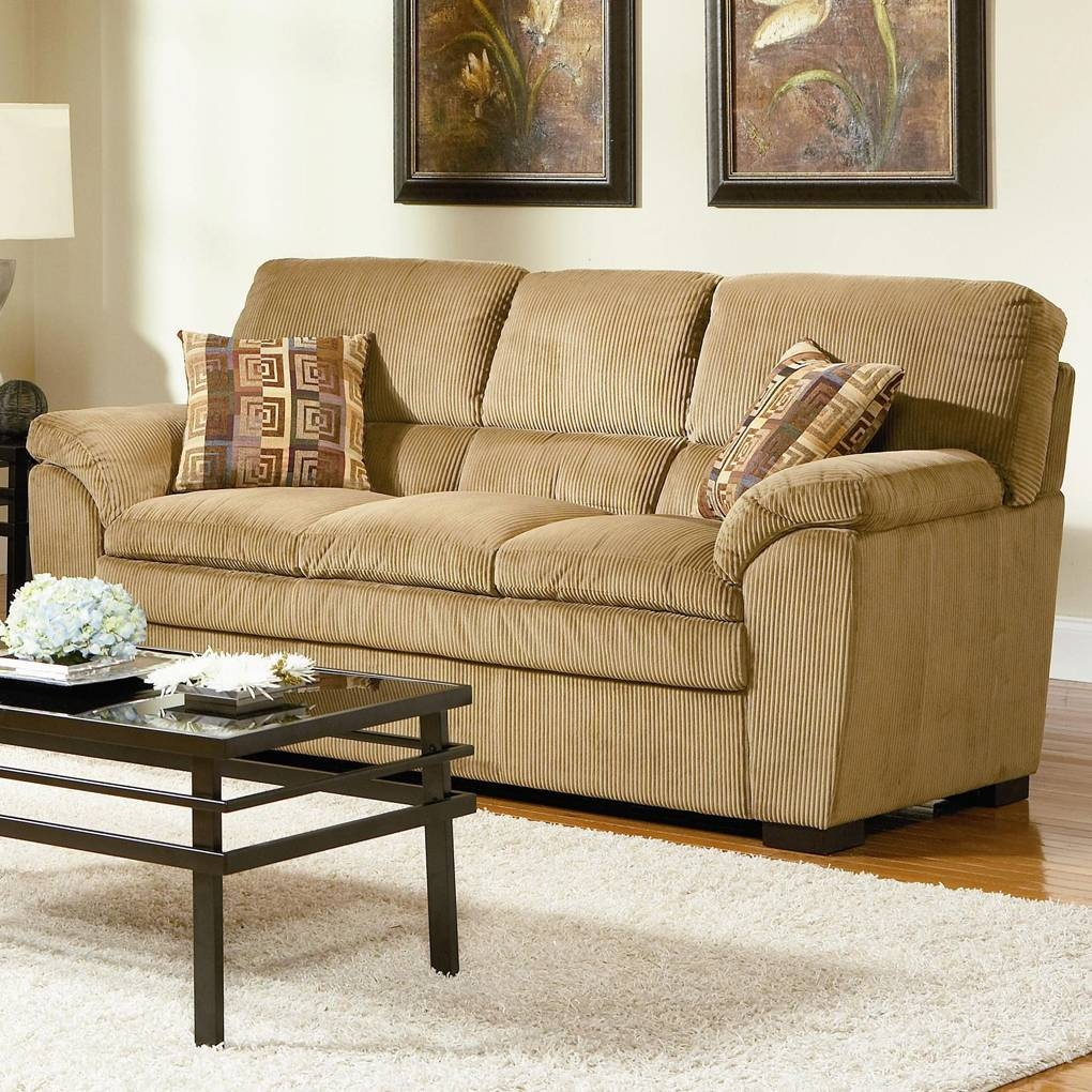 Molly Casual Sofa With Throw Pillows | Sofas In Casual Sofas And Chairs (View 13 of 15)