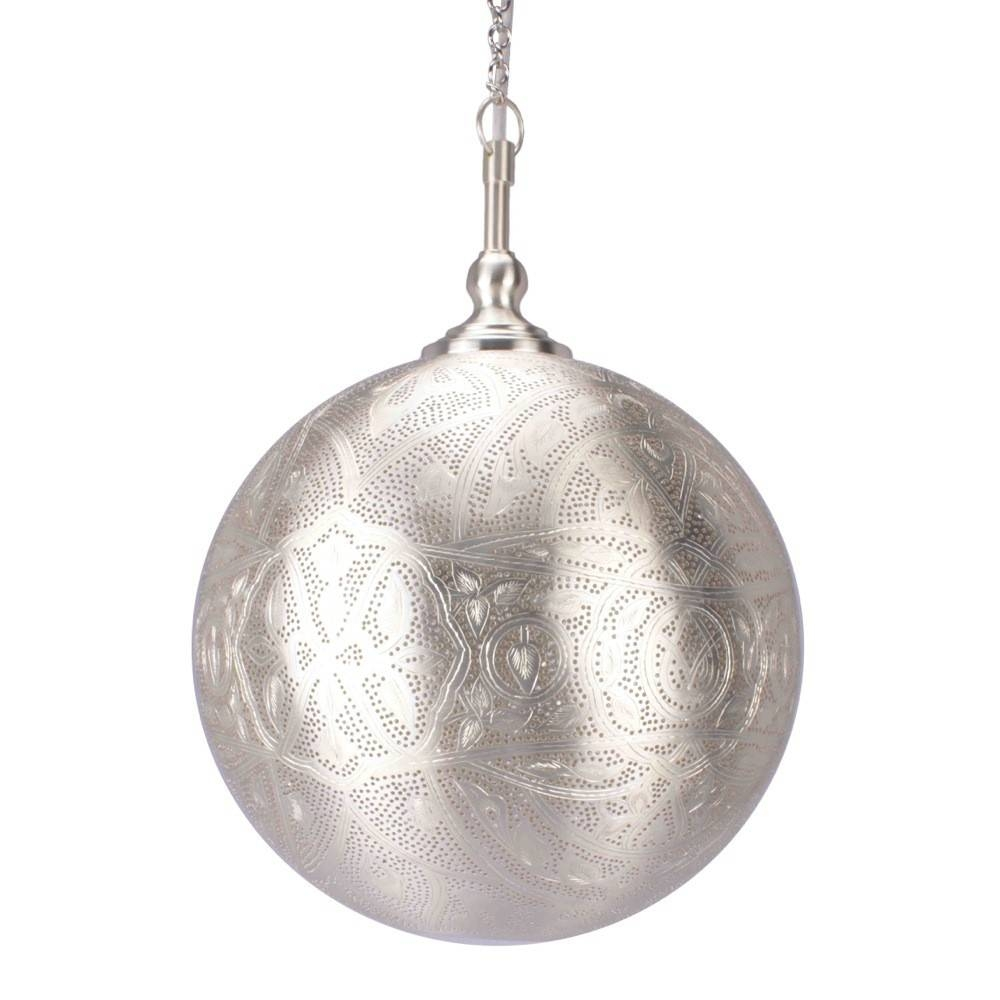 Moroccan Ball Pendant | Online Lighting with regard to Moroccan Punched Metal Pendant Lights (Image 10 of 15)