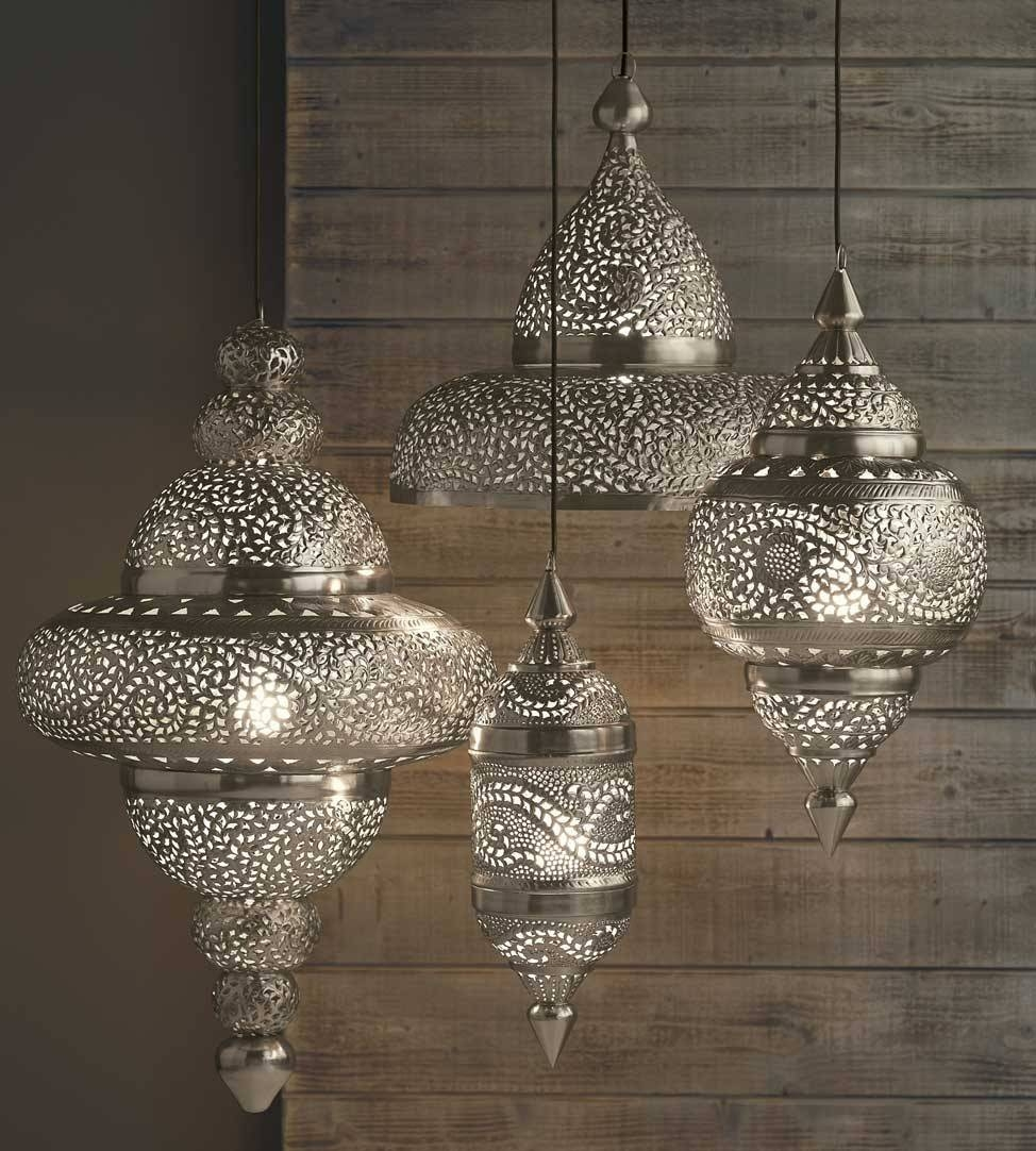 Featured Photo of Moroccan Style Lights Shades