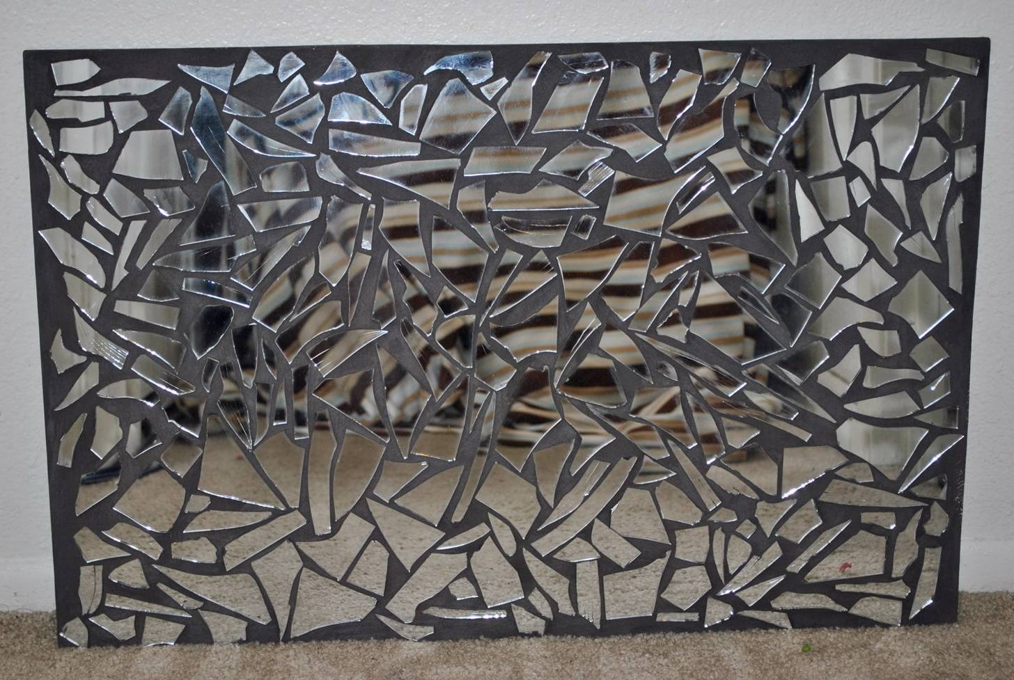 Mosaic Mirror Wall Decor – Harpsounds (View 10 of 15)