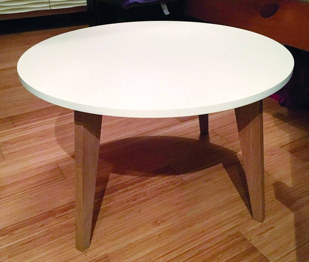 M&s Bradshaw Circular Coffee Table Width: 60 Cm - Perfect inside Mands Coffee Tables (Image 2 of 15)