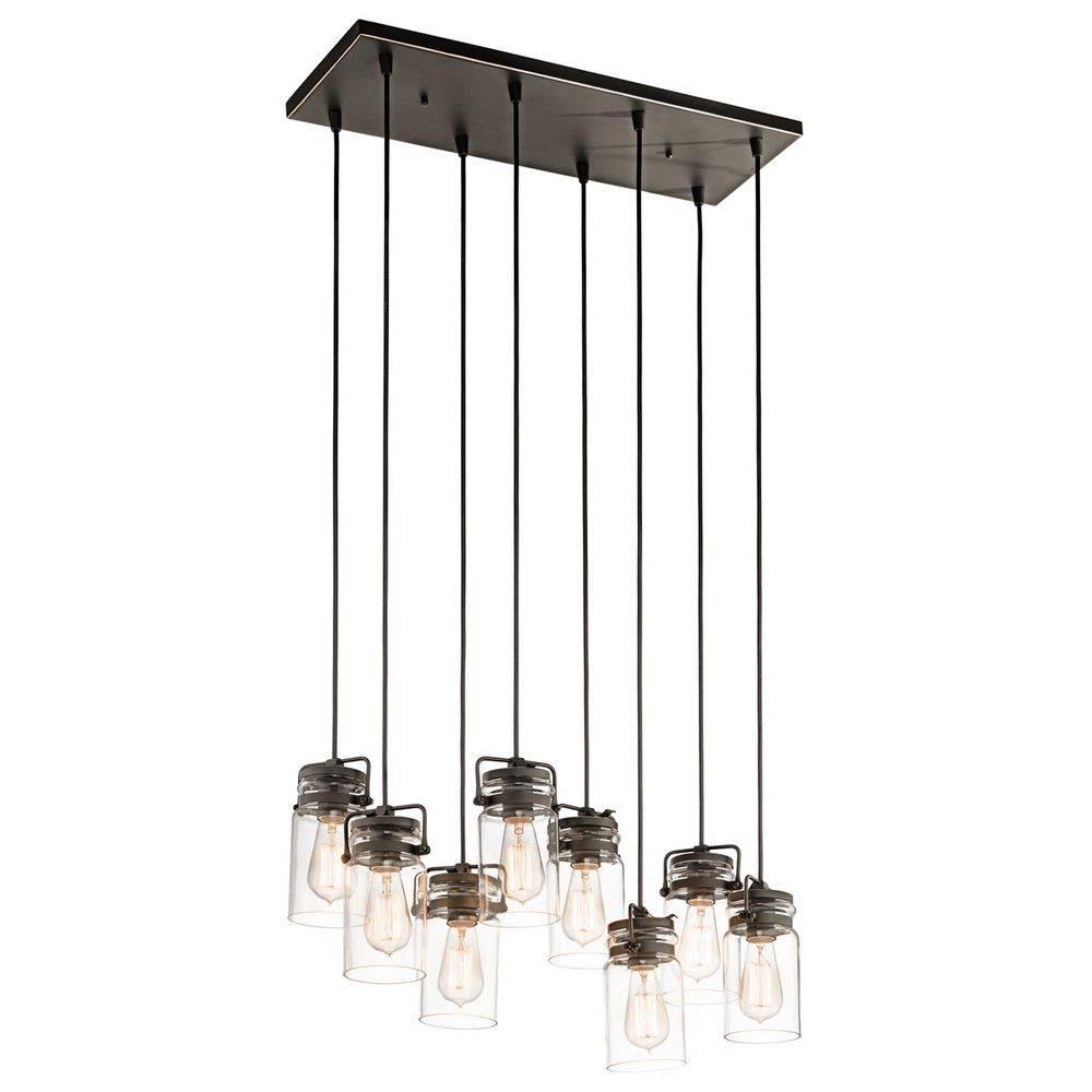 Multi-Light Pendants | Destination Lighting intended for Multiple Pendant Light Fixtures (Image 11 of 15)