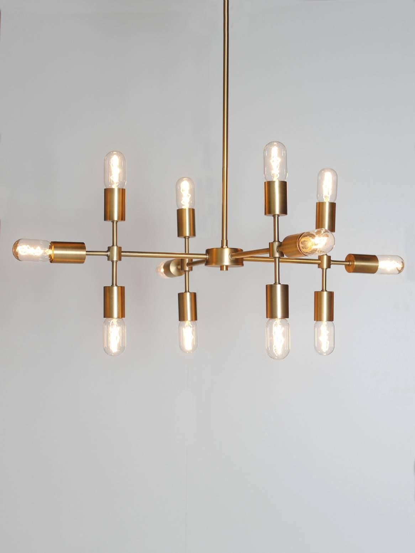 Multi Pendants | Chantelle Lighting | Bespoke Lighting Uk regarding Multi Arm Pendant Lights (Image 11 of 15)
