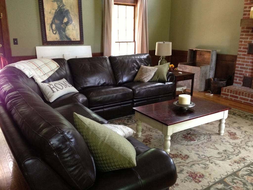 Featured Photo of Havertys Bentley Sectional Sofas