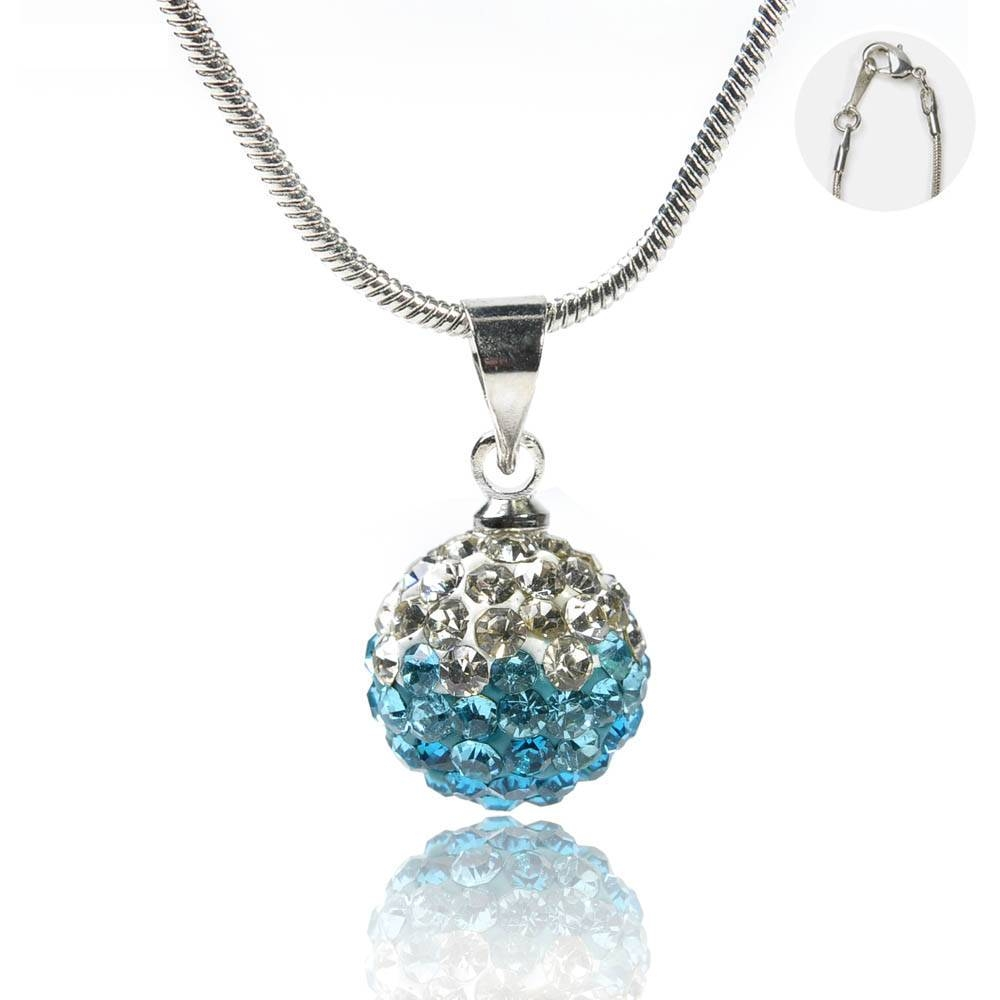 Necklaces « Just Jewelry intended for Disco Ball Pendants (Image 8 of 15)