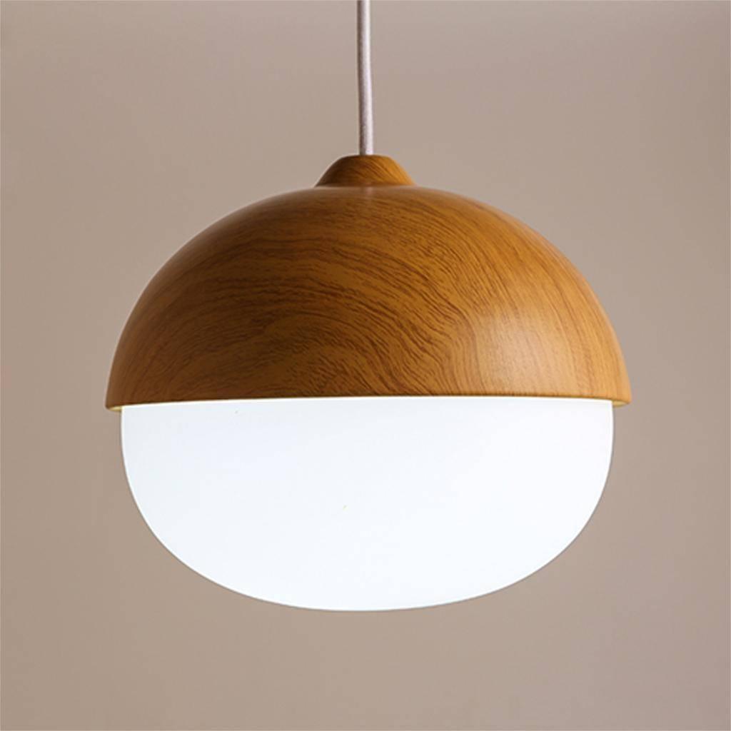 15 best ideas of nut pendant lights new creative bedroom pendant lamp northern european nut shape home in nut pendant lights image aloadofball Gallery