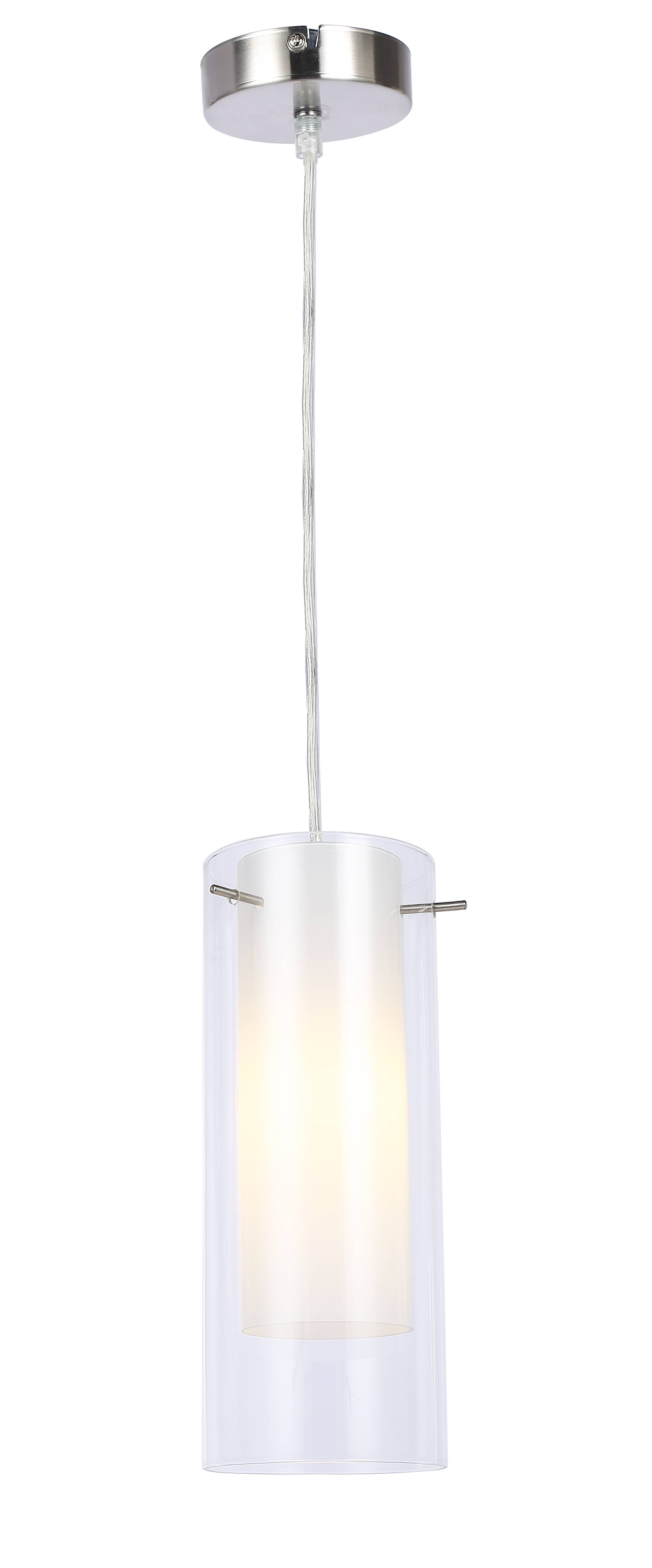 New Double Glass Shade Ceiling Pendant Light (14239)Www.ukew.co (View 8 of 15)