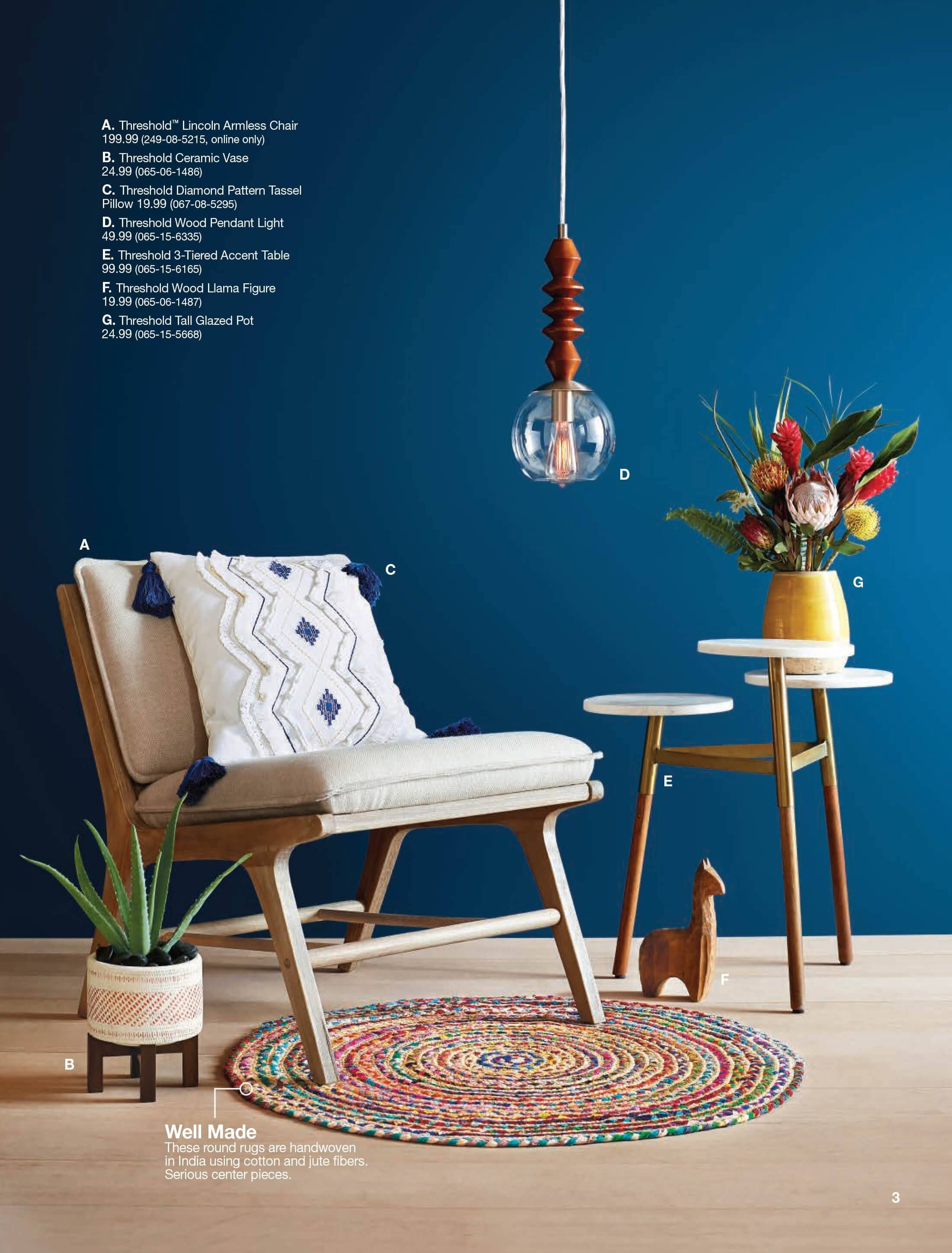 New Target Home Product (And My Picks) - Emily Henderson with regard to Threshold Pendant Lights (Image 12 of 15)