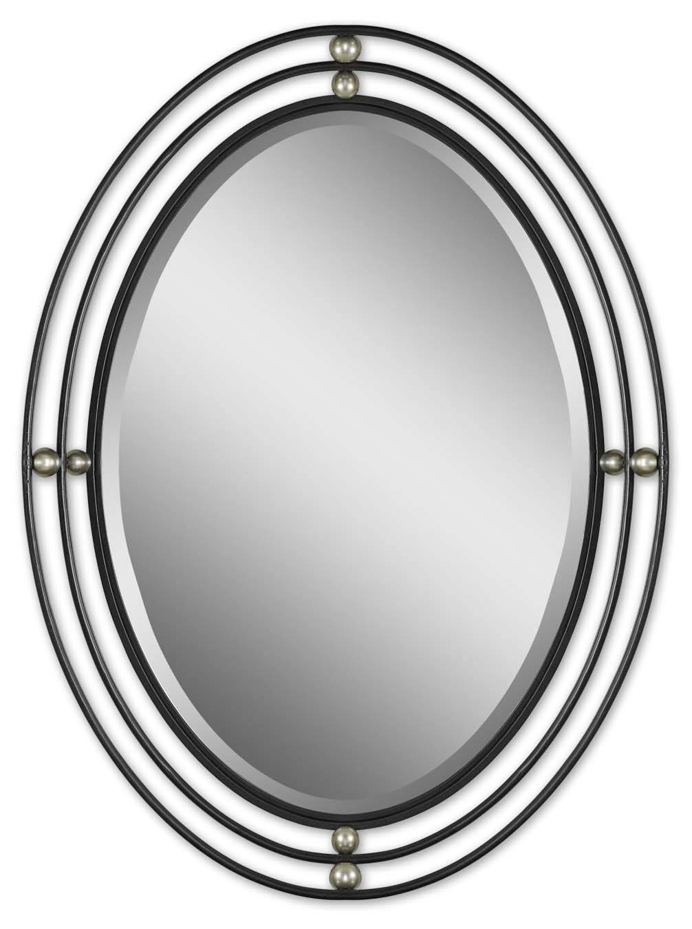 New Traditions Collection – Mirror Lady – Welcome To The Web's Regarding Black Oval Mirrors (View 6 of 15)