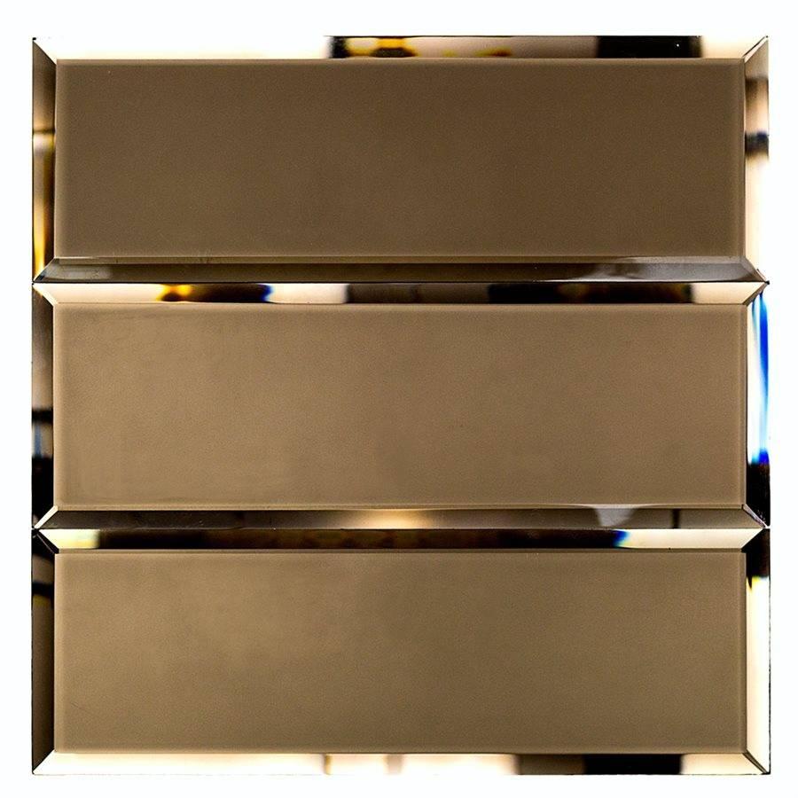 New York Mosaic Co. Mirror – Ceramic Technics within Bronze Mosaic Mirrors (Image 10 of 15)