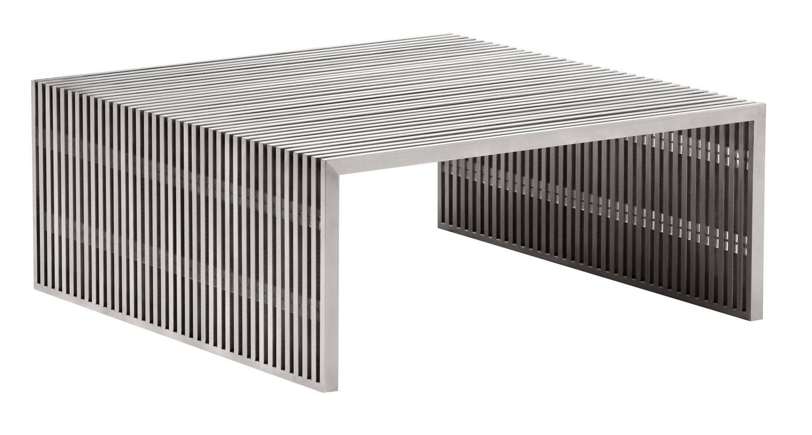 Novel Square Coffee Tablezuo Modern | Modern Coffee Table inside Square Coffee Table Modern (Image 14 of 15)