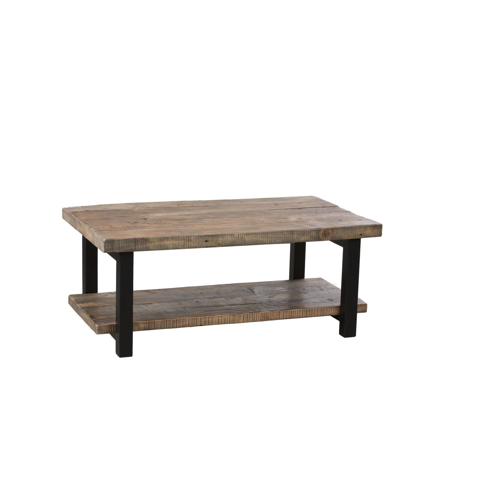 Oak Sleeper Coffee Table ~ Instacoffeetable intended for Oak Sleeper Coffee Tables (Image 3 of 15)