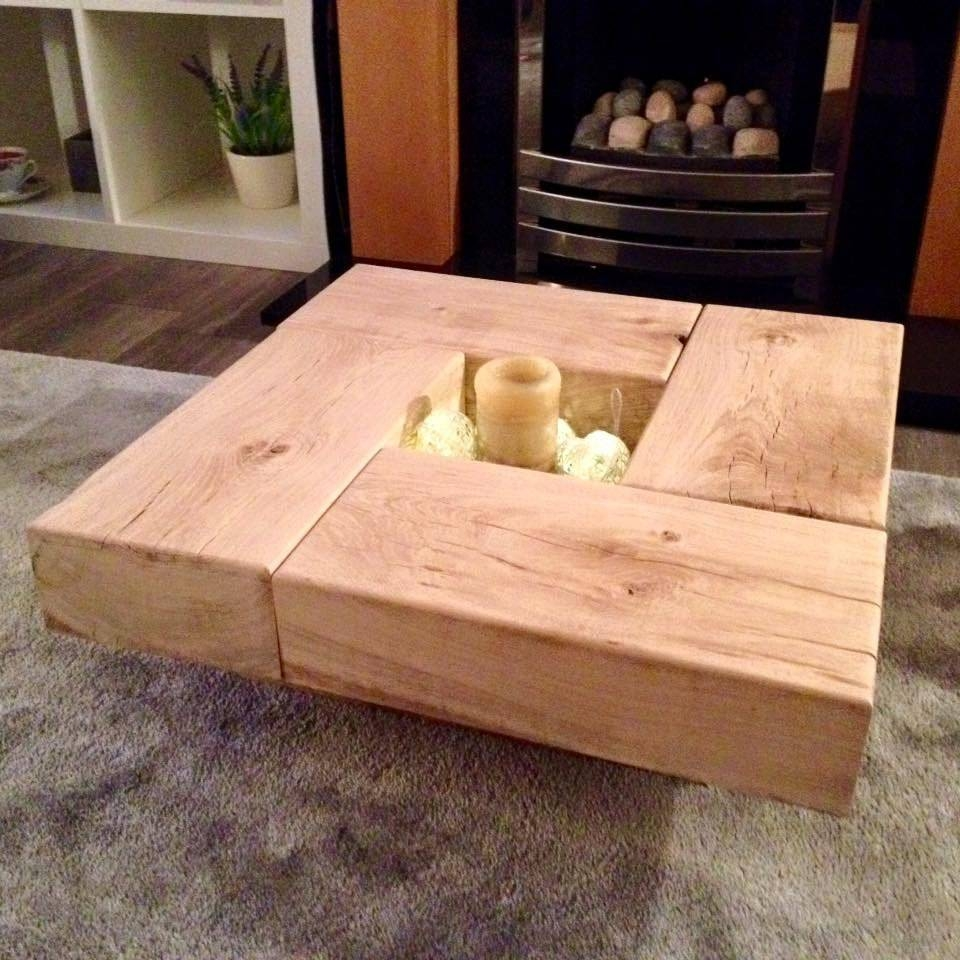 Featured Photo of Oak Sleeper Coffee Tables