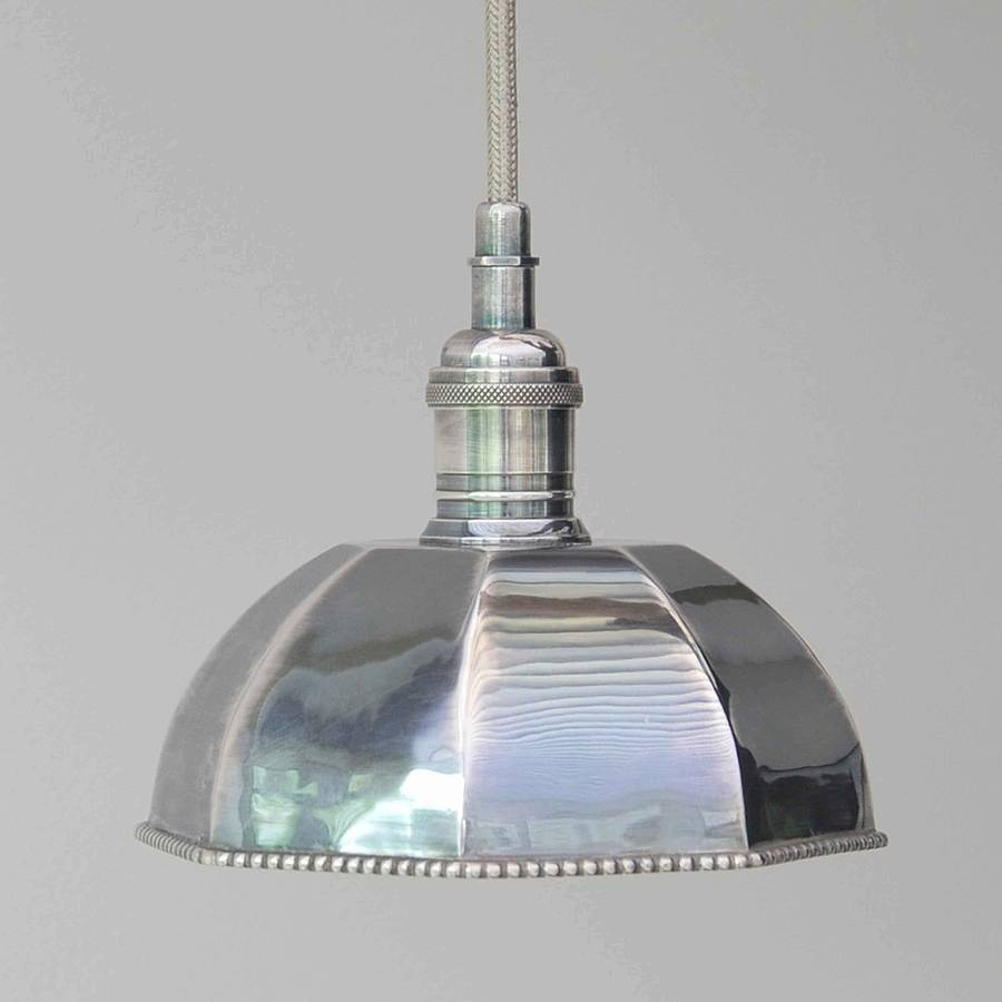 Featured Photo of Octagon Pendant Lights