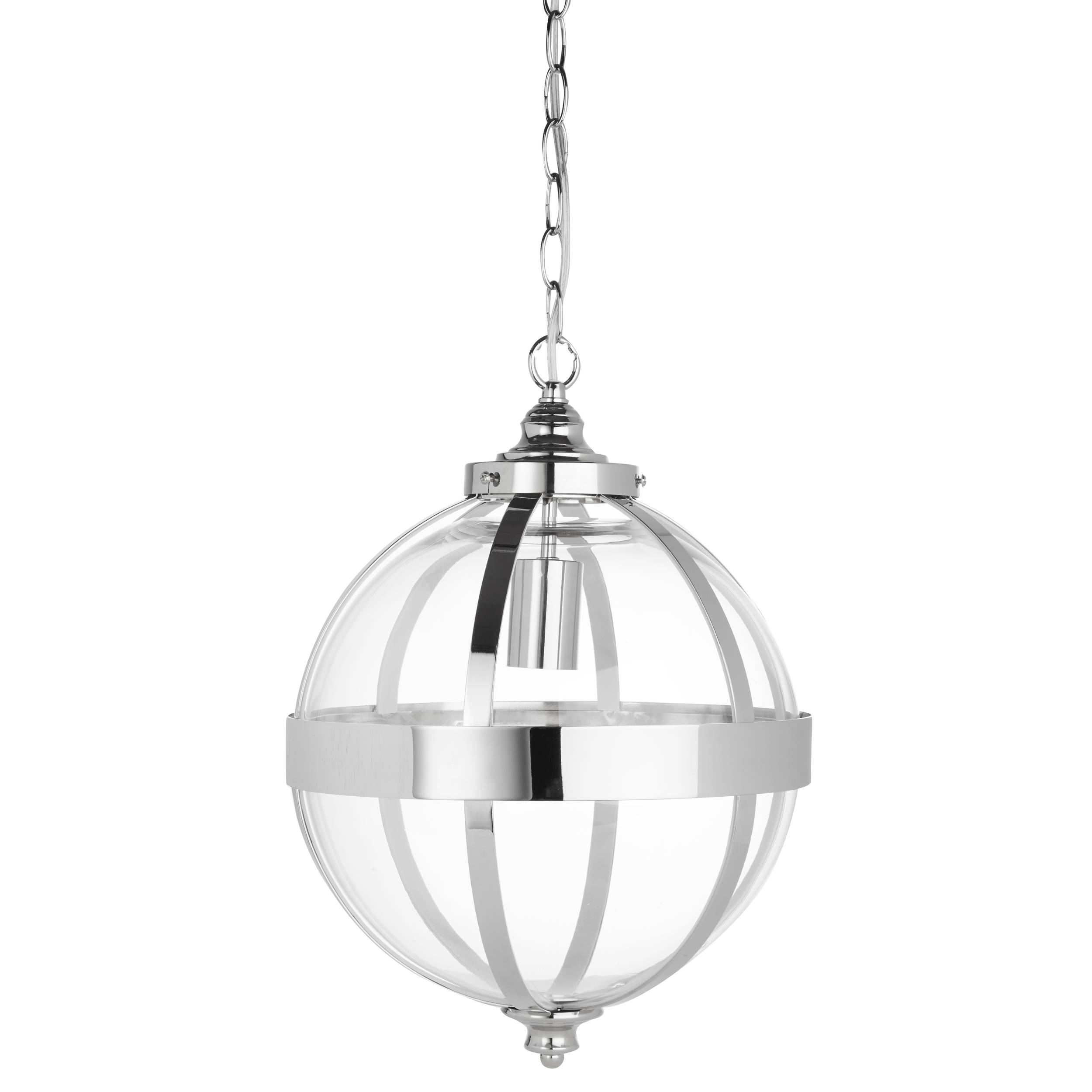 Odiham Antique Brass Sphere Pendant Light At Laura Ashley with regard to Glass Sphere Pendant Lights (Image 11 of 15)
