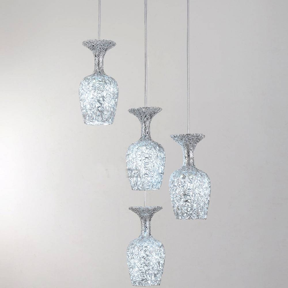 Online Buy Wholesale Aluminium Wire Ball Pendant Light From China inside Wire Ball Pendant Lights (Image 10 of 15)