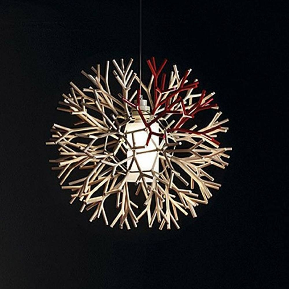Online Buy Wholesale Coral Pendant Light From China Coral Pendant Throughout Coral Pendant Lights (View 12 of 15)