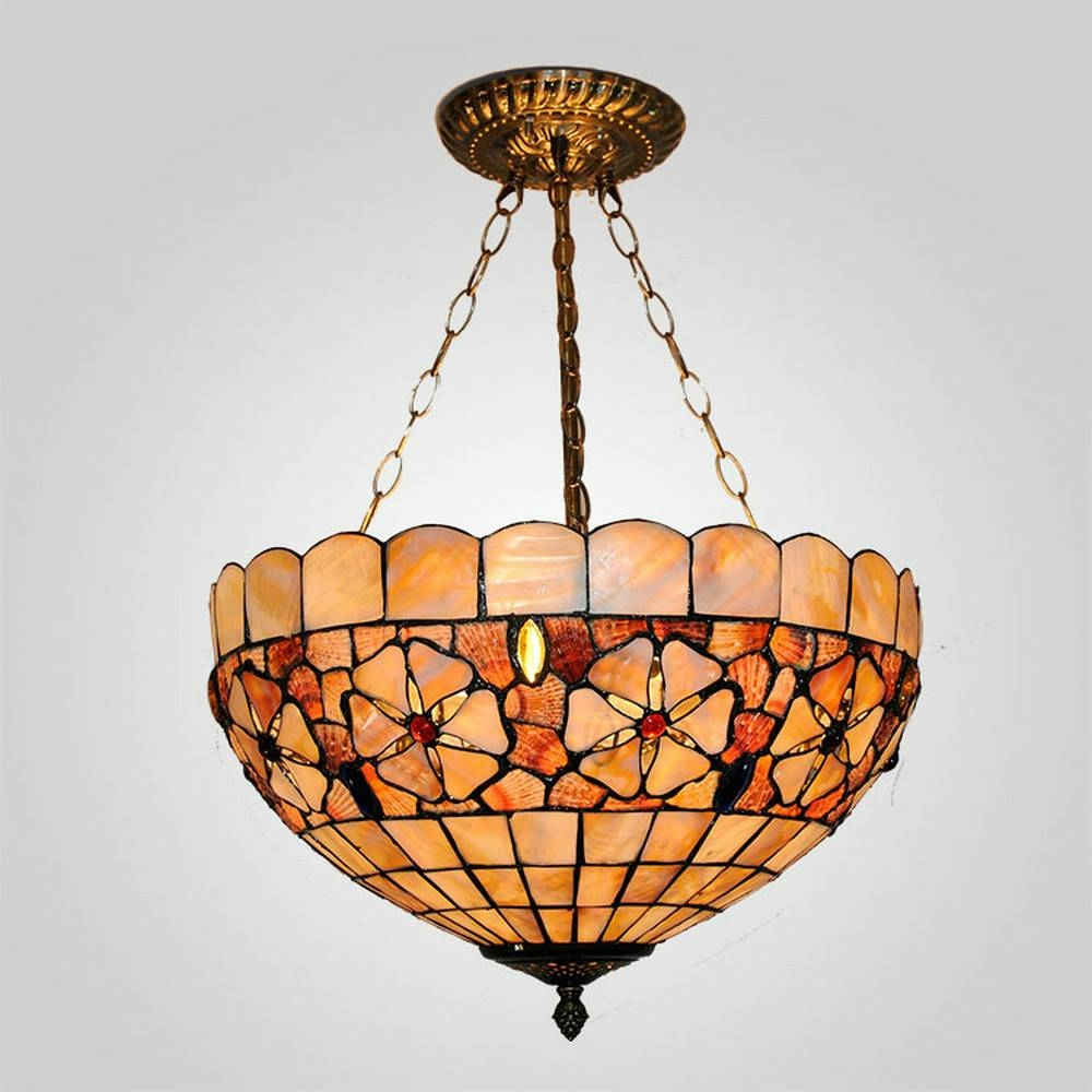 Online Buy Wholesale Shell Pendant Light Shade From China Shell in Shell Light Shades Pendants (Image 10 of 15)