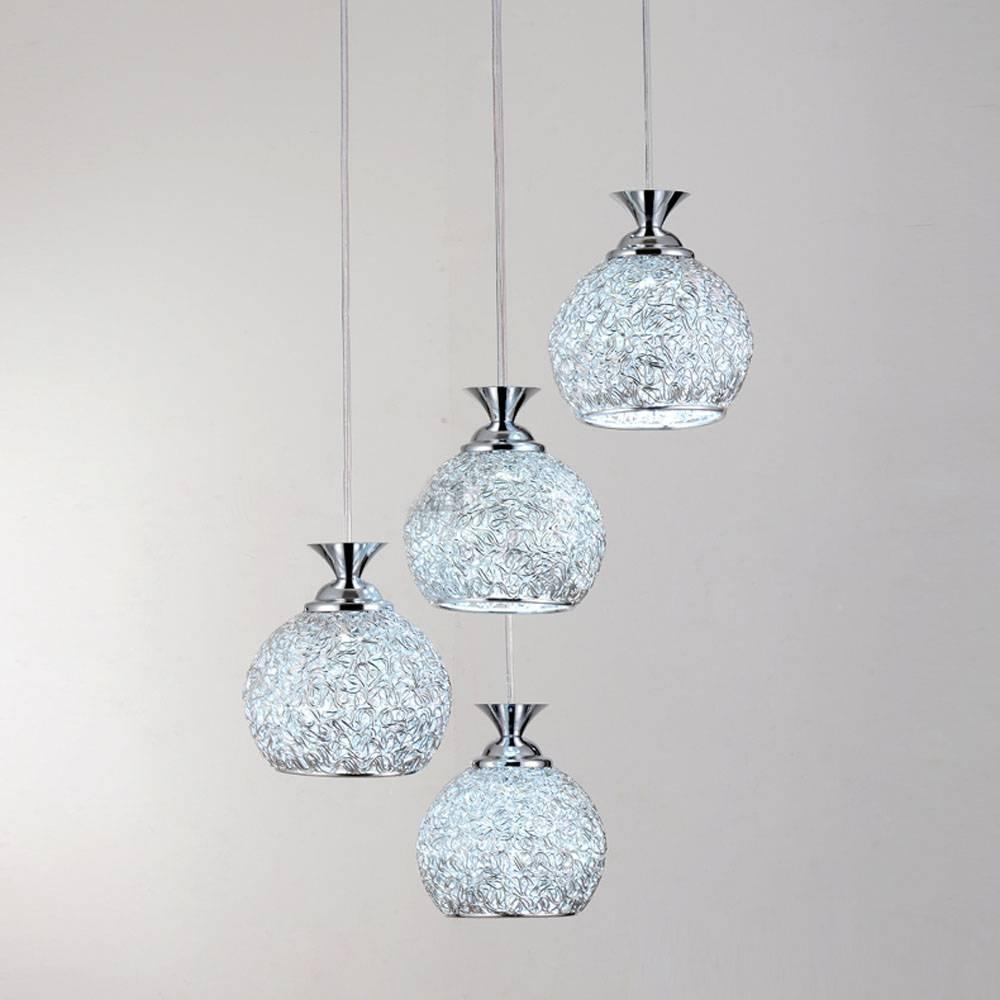 Online Get Cheap Aluminium Ball Ceiling Pendant -Aliexpress throughout Wire Ball Lights Pendants (Image 11 of 15)