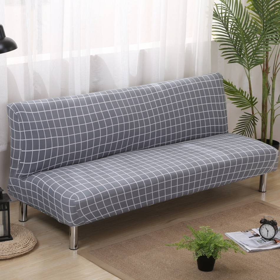 Online Get Cheap Grey Couch Covers -Aliexpress | Alibaba Group throughout Armless Couch Slipcovers (Image 11 of 15)
