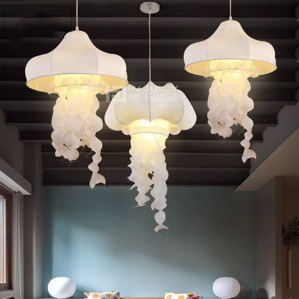 Online Get Cheap Jellyfish Pendant Lamp -Aliexpress | Alibaba in Jellyfish Pendant Lights (Image 10 of 15)