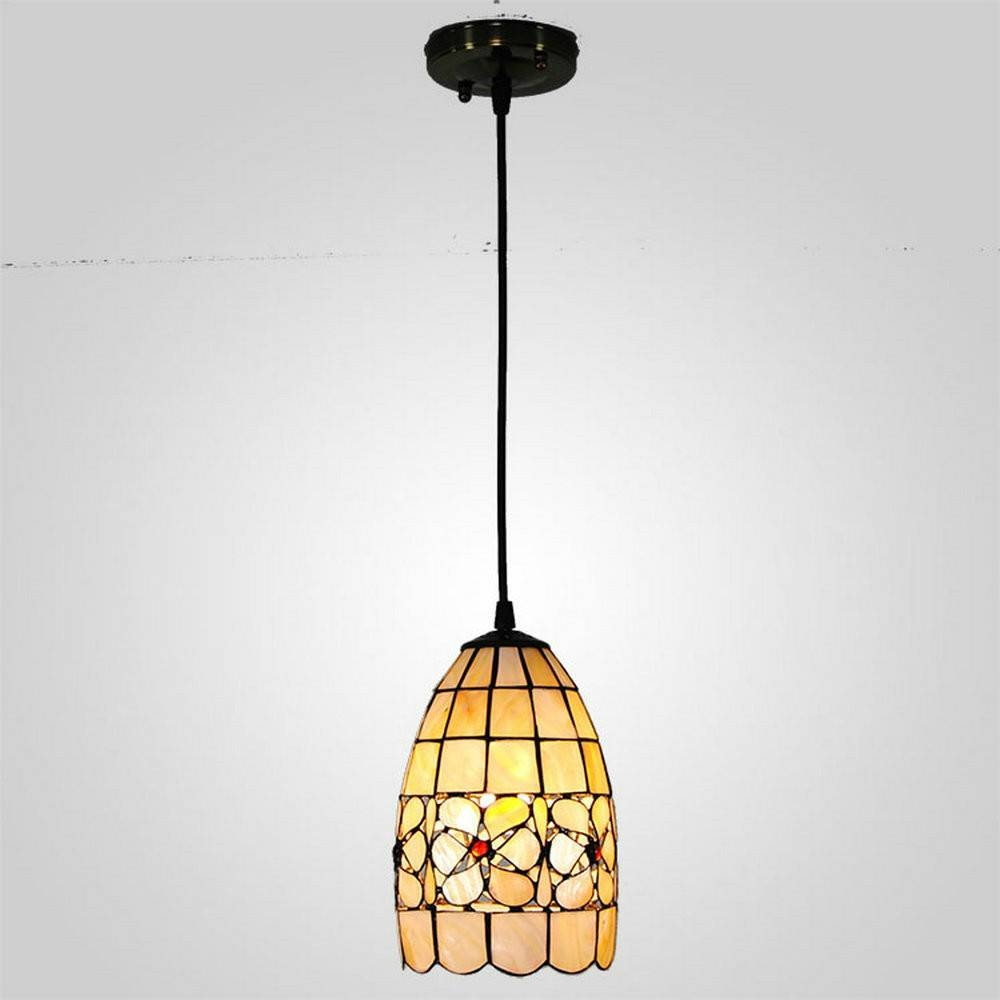 Online Get Cheap Shell Pendant Light Shade -Aliexpress pertaining to Shell Lights Shades Pendants (Image 8 of 15)