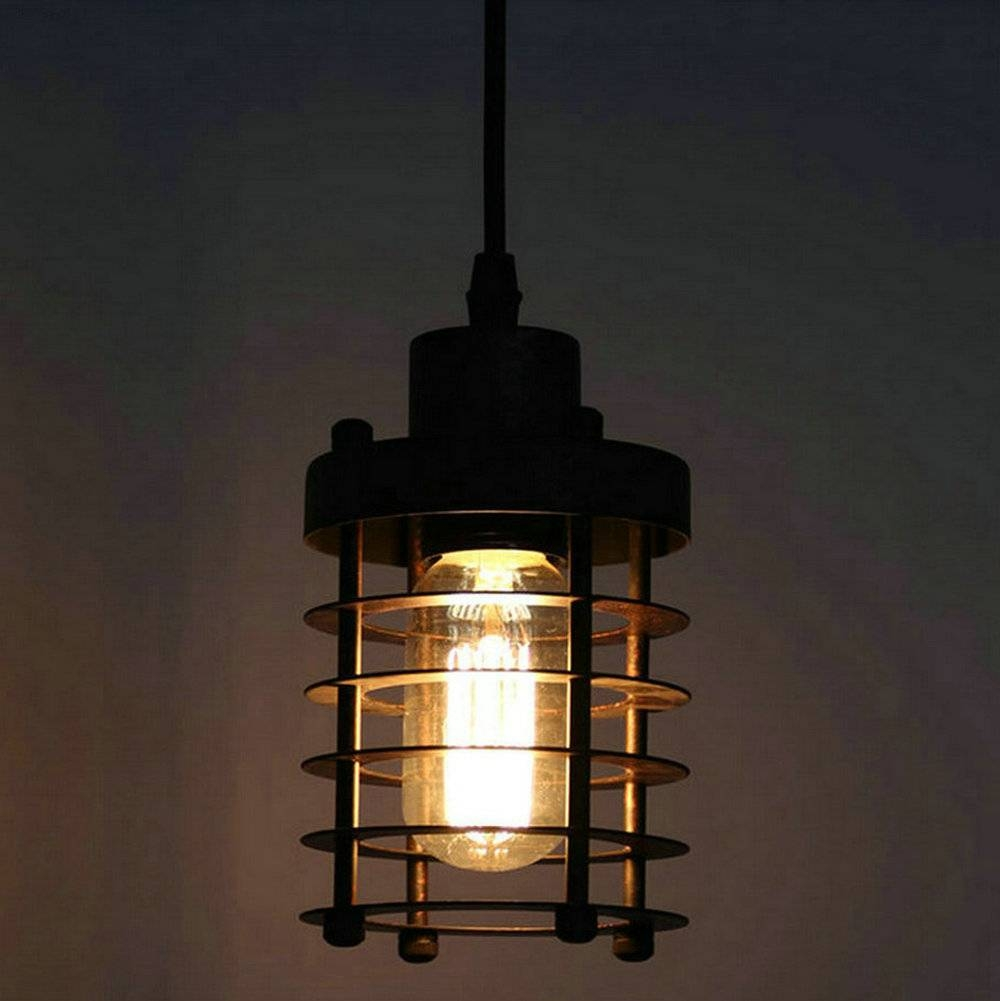 Online Get Cheap Vintage Industrial Lighting -Aliexpress within Cheap Industrial Lighting (Image 14 of 15)