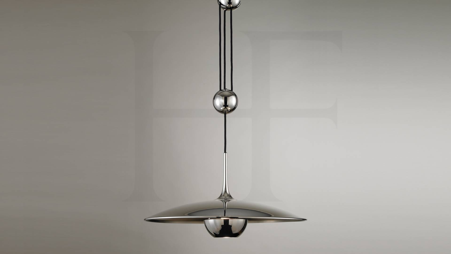 Onos 55 M Adjustable Pendant Lamp, Centre Pullhector Finch in Pull Down Pendant Lights (Image 7 of 15)