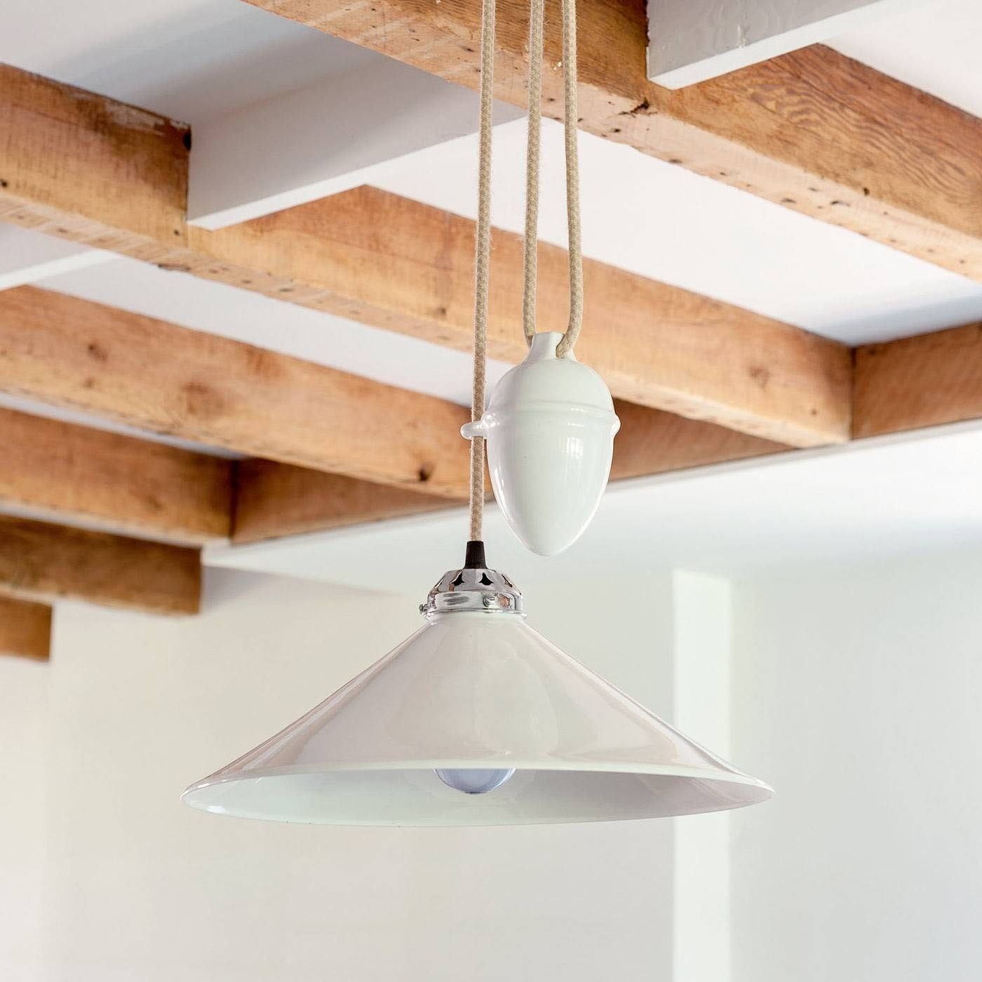 Original Btc Cobb Rise & Fall Large Bone China Pendant throughout Rise And Fall Pendants (Image 12 of 15)