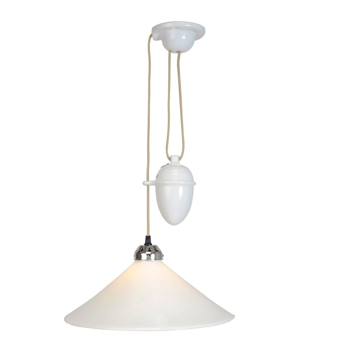 Original Btc Cobb Rise & Fall Large Bone China Pendant with regard to Rise And Fall Pendant Lighting (Image 14 of 15)