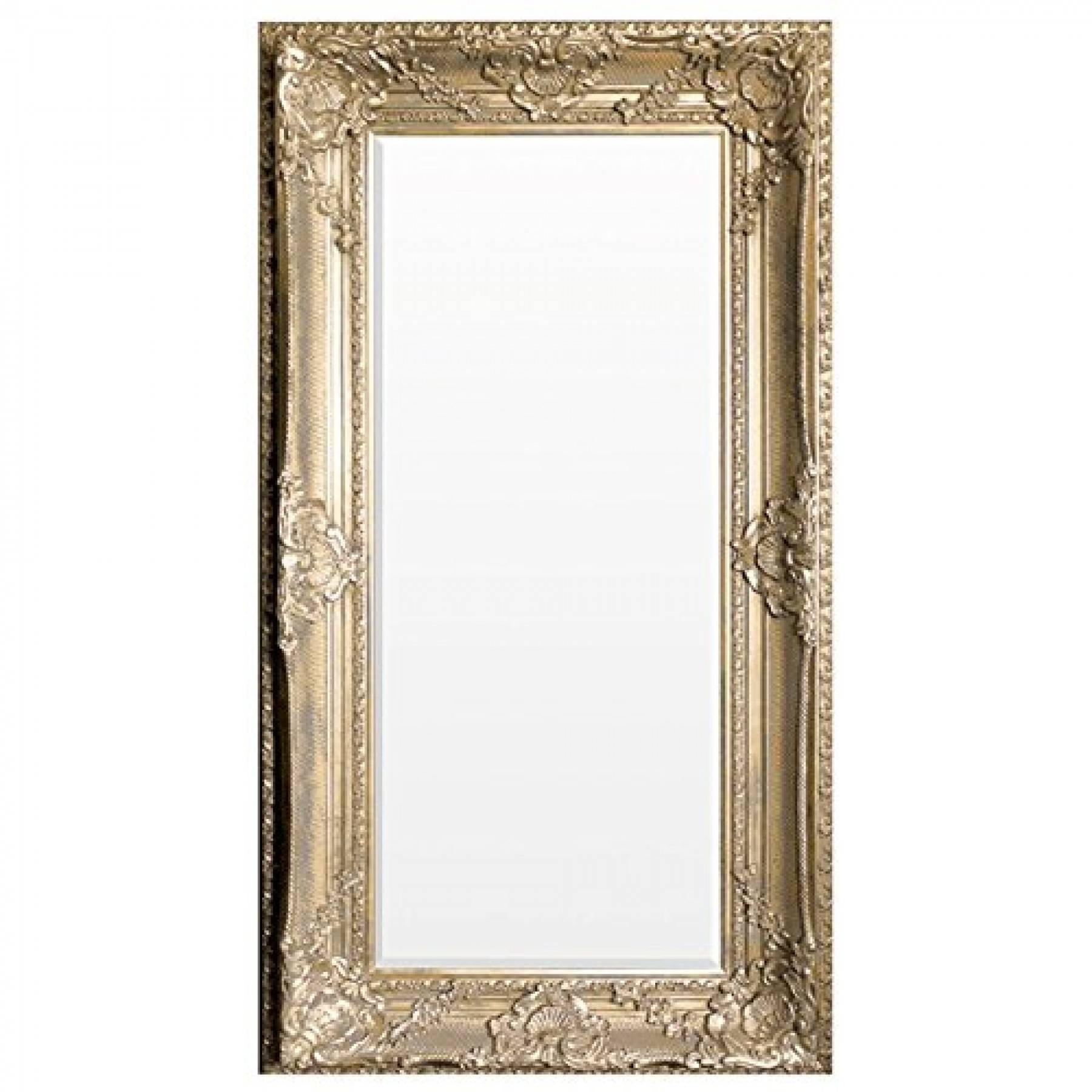 Ornate Shabby Chic Mirror (Extra Large) For Large Gold Ornate Mirrors (View 13 of 15)