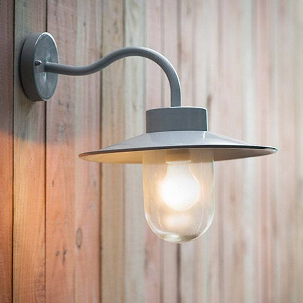 Outdoor Lighting, Outside Lights, Outdoor Wall Lights & Exterior pertaining to Barn Lights Uk (Image 14 of 15)