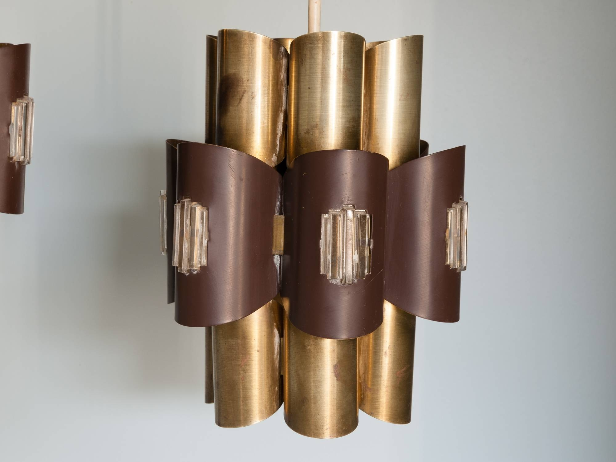 Pair Of 1960S Pendant Lightswerner Schou – Retro Living In 1960S Pendant Lights (View 7 of 15)