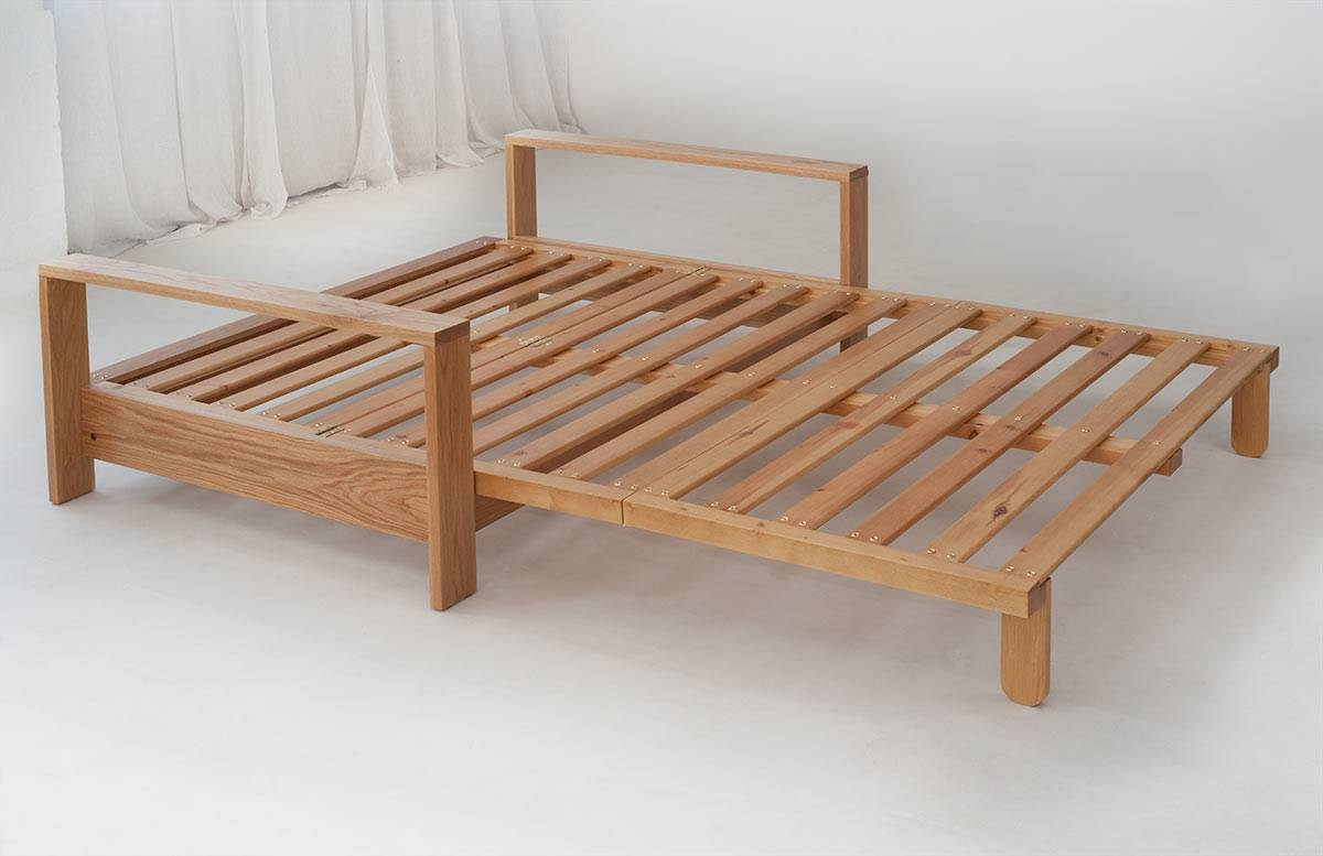 Panama   Futon Sofa Bed   Natural Bed Company In Futon Couch Beds (View 8 of 15)