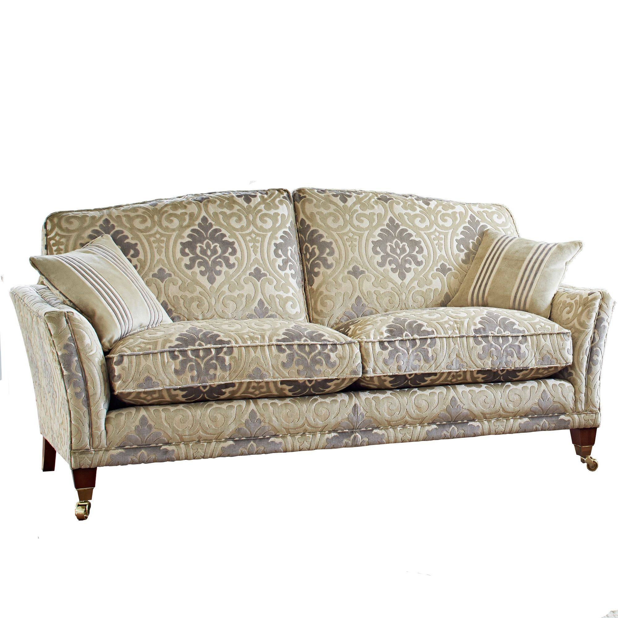 Parker Knoll Harrow Large 2 Seater Sofa – Parker Knoll – Cookes With Knoll Sofas (View 7 of 15)
