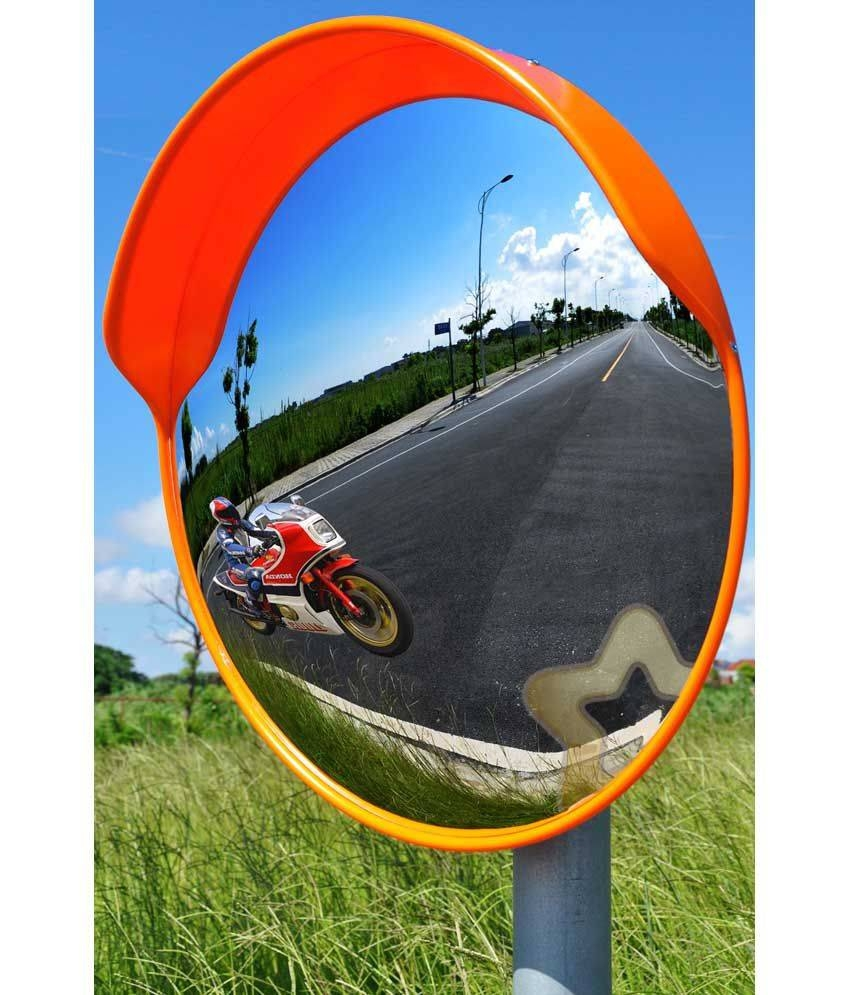 Parking Mirror/ Polycarbonate Convex Mirror , 24 Inch With intended for Convex Mirrors (Image 10 of 15)