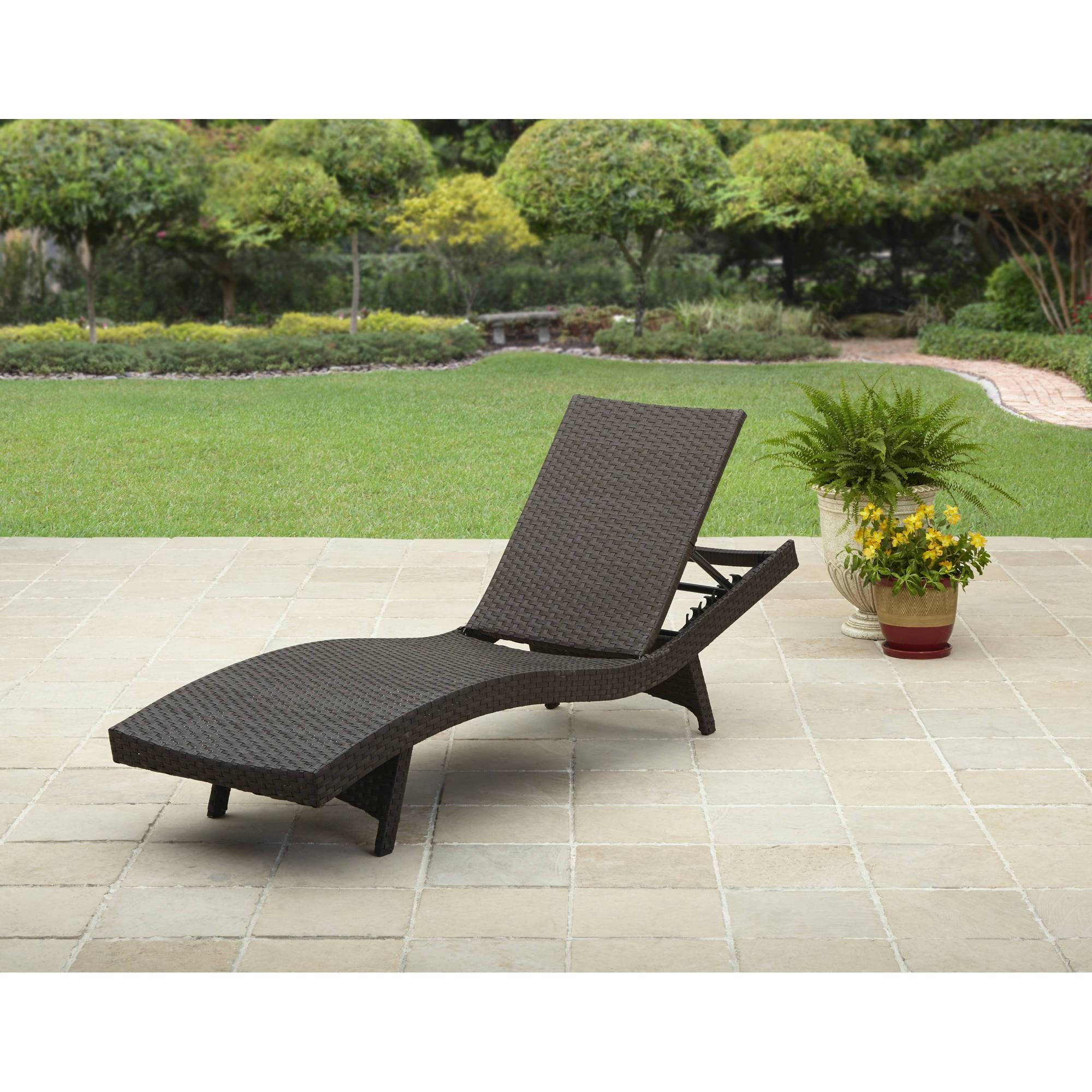 Patio Furniture - Walmart in Outdoor Sofas And Chairs (Image 14 of 15)